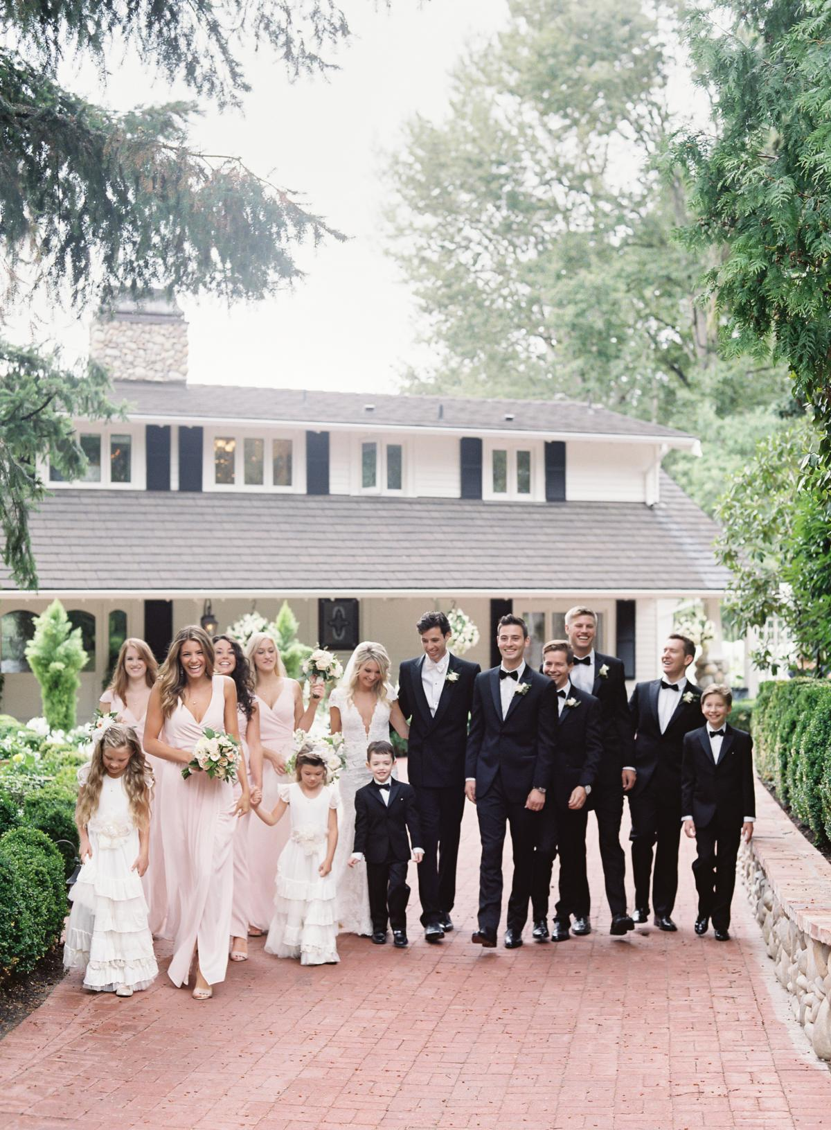 0011 Kirkland Washington Private Estate Wedding Omalley Photographers