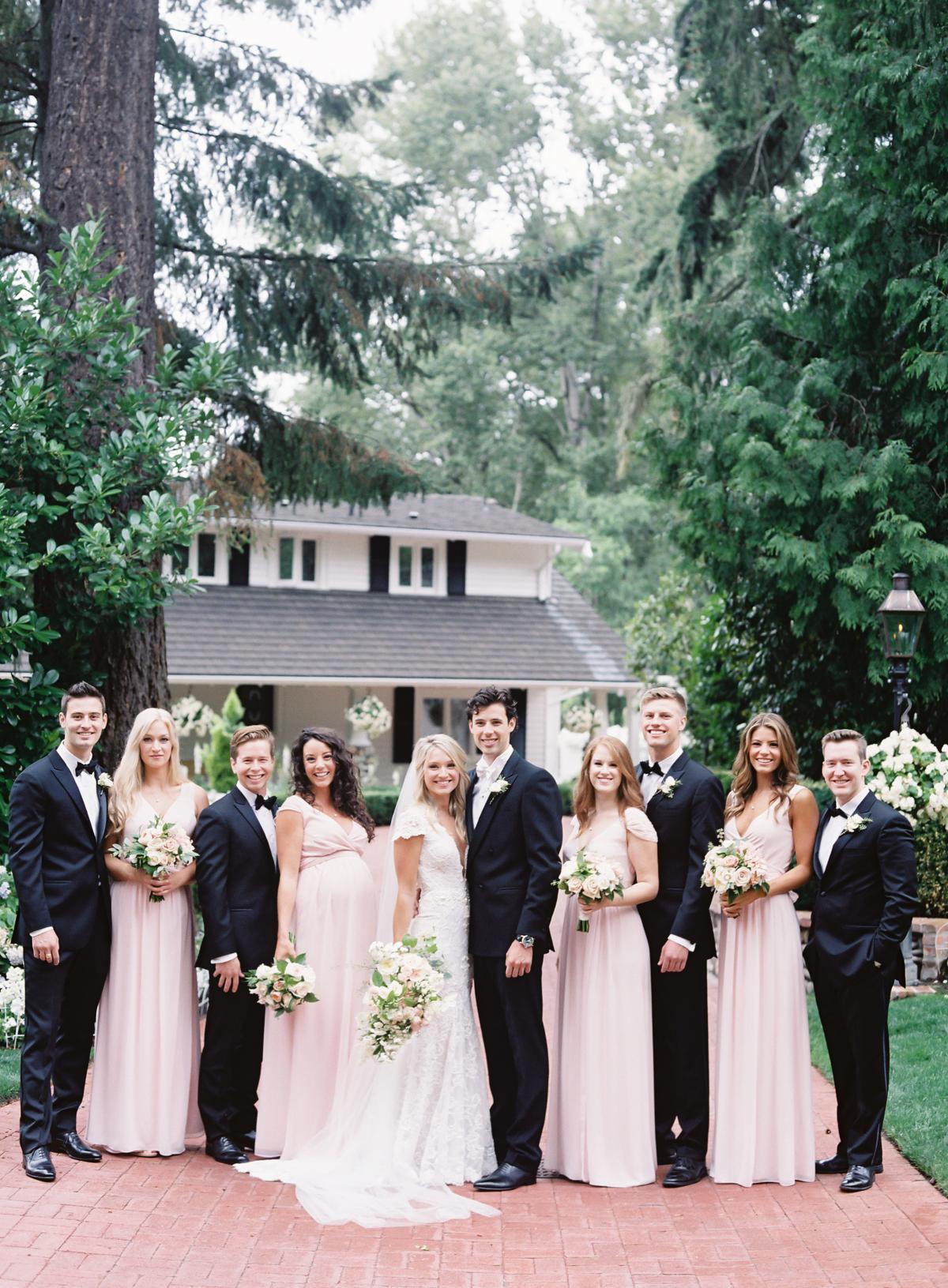 0014 Kirkland Washington Private Estate Wedding Omalley Photographers