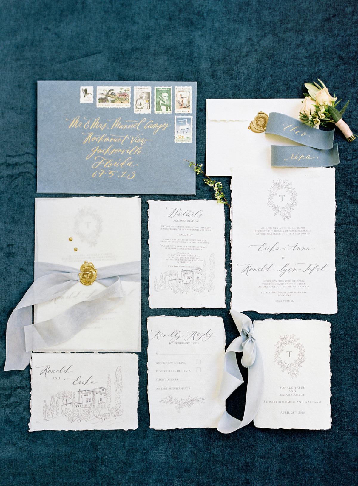 0038 Villa Vignamaggio Tuscany Wedding