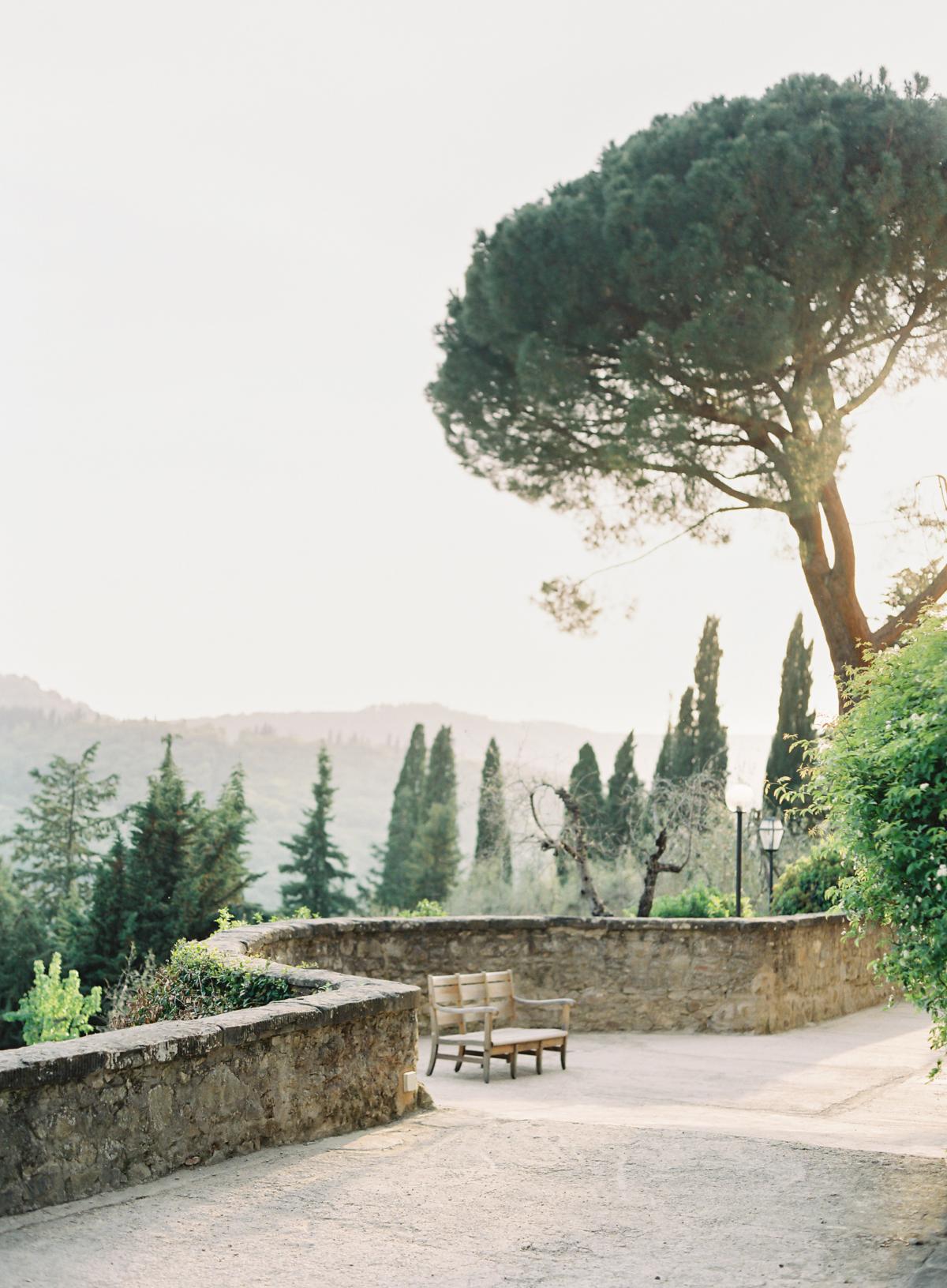 0115 Villa Vignamaggio Tuscany Wedding
