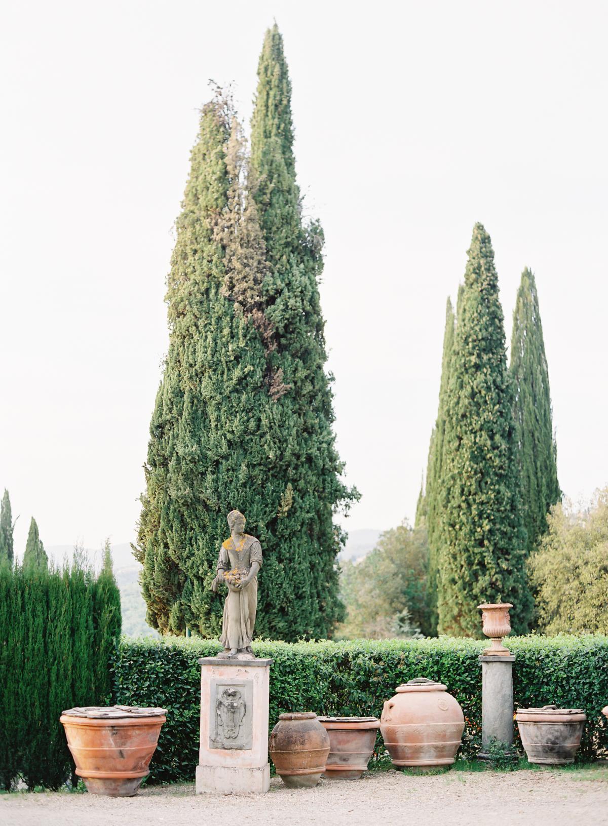 0128 Villa Vignamaggio Tuscany Wedding