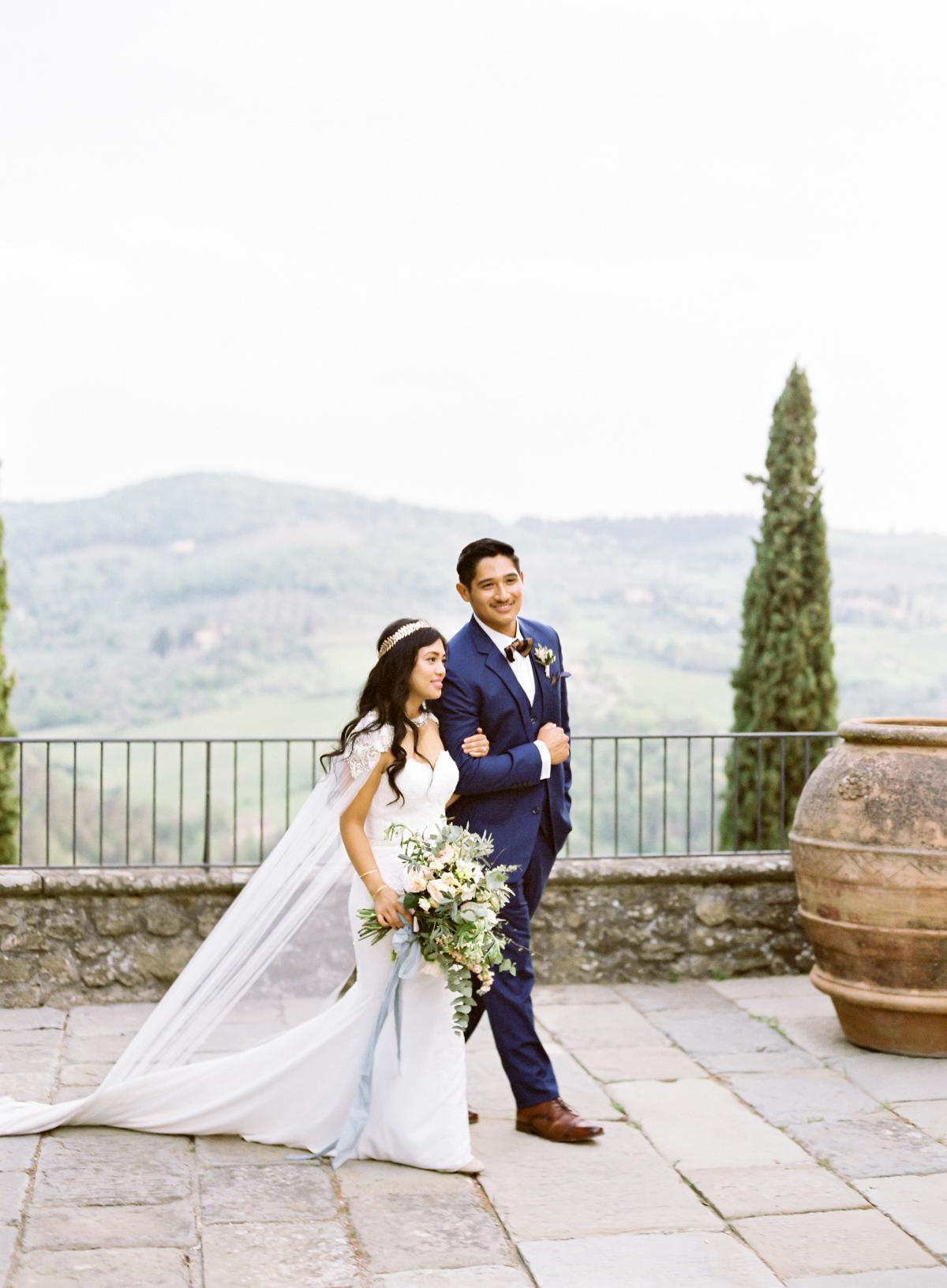 0244 Villa Vignamaggio Tuscany Wedding