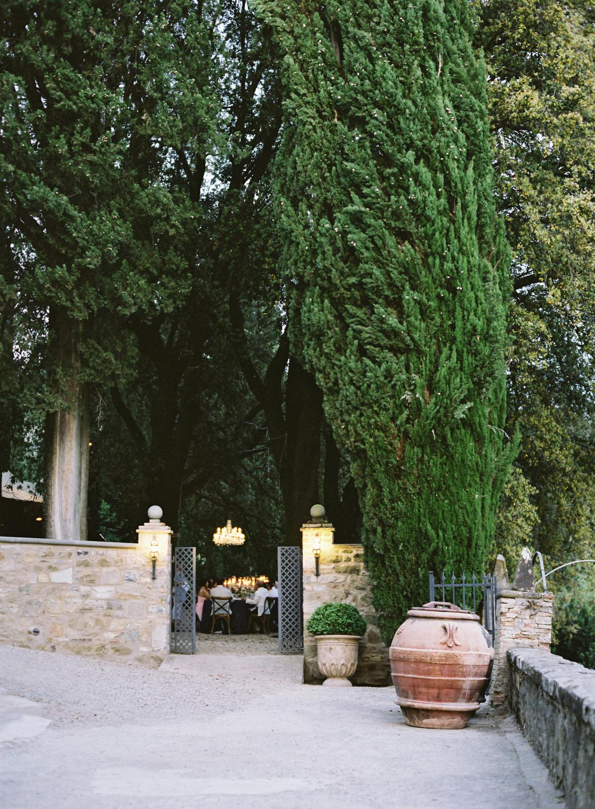 0262 Villa Vignamaggio Tuscany Wedding