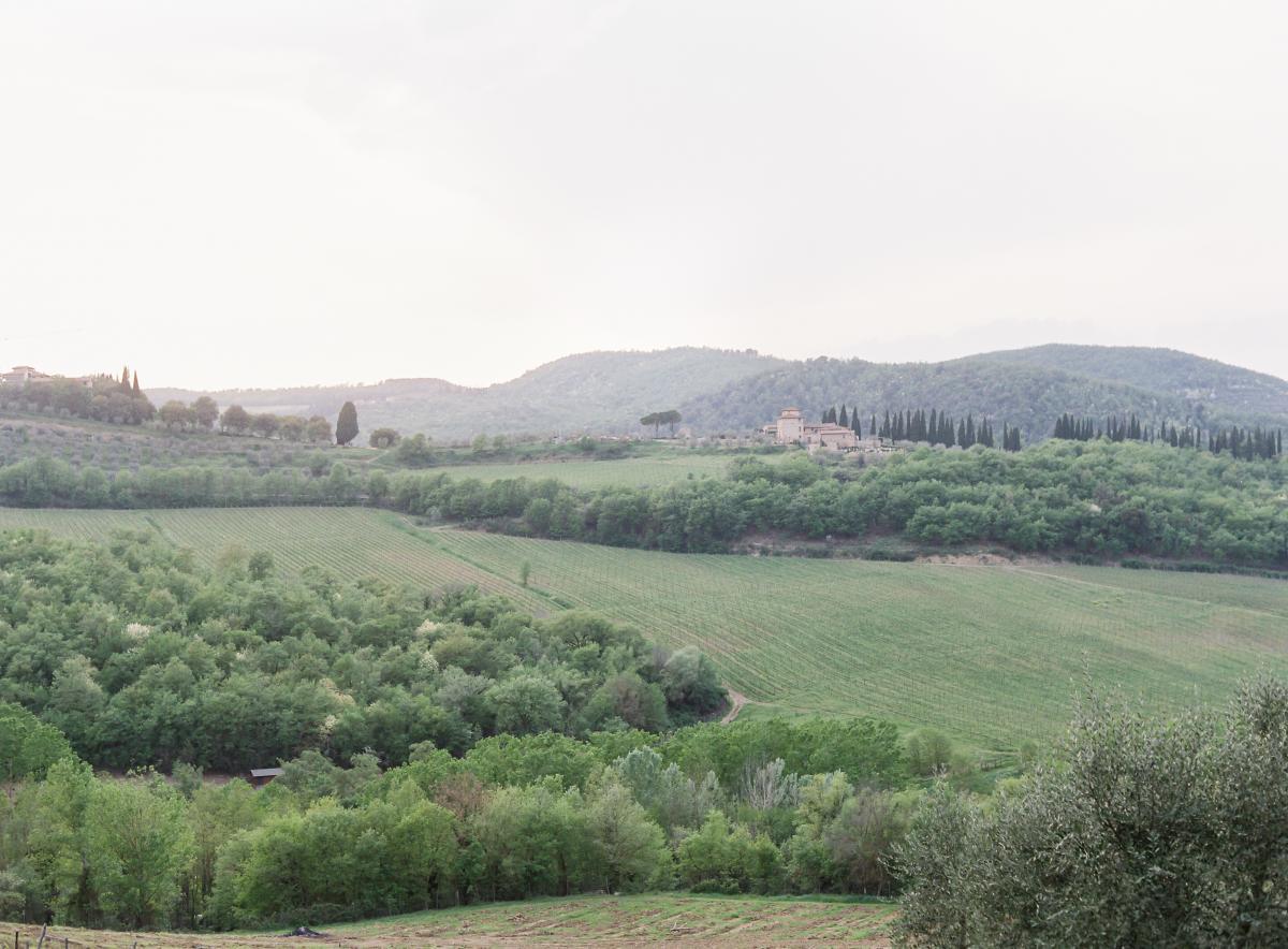 0267 Villa Vignamaggio Tuscany Wedding