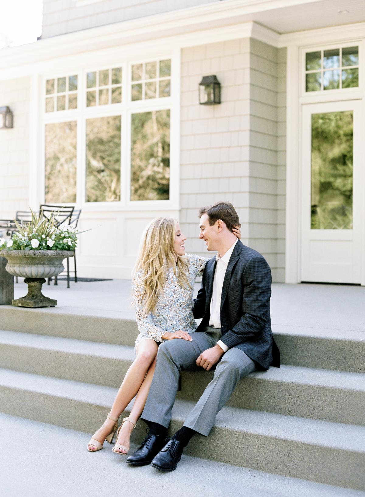 Broadmoor Golf Club Engagement Session 0011