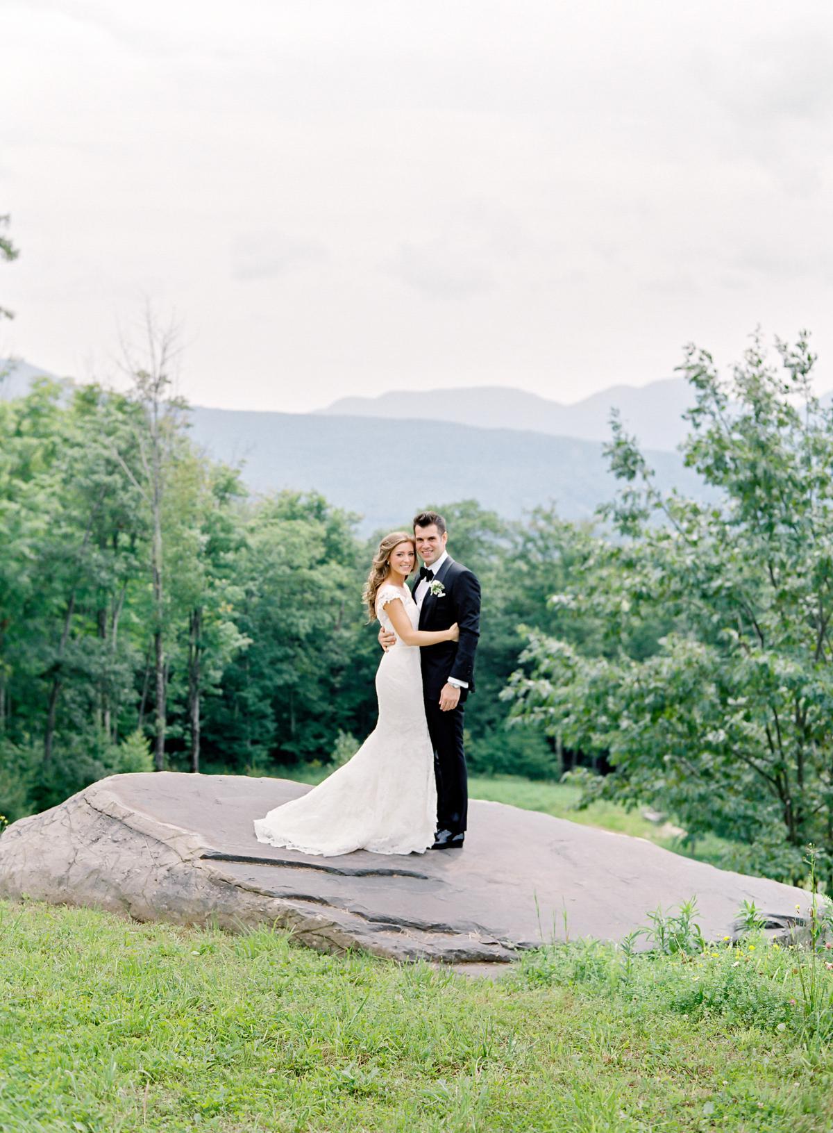 Catskill Mountains Hayfield Deer Mountain Wedding 0002