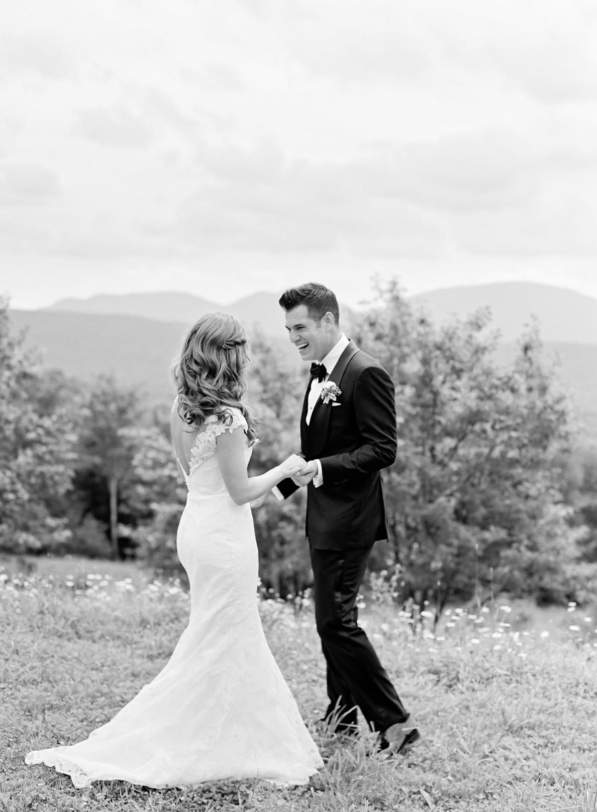 Catskill Mountains Hayfield Deer Mountain Wedding 0017
