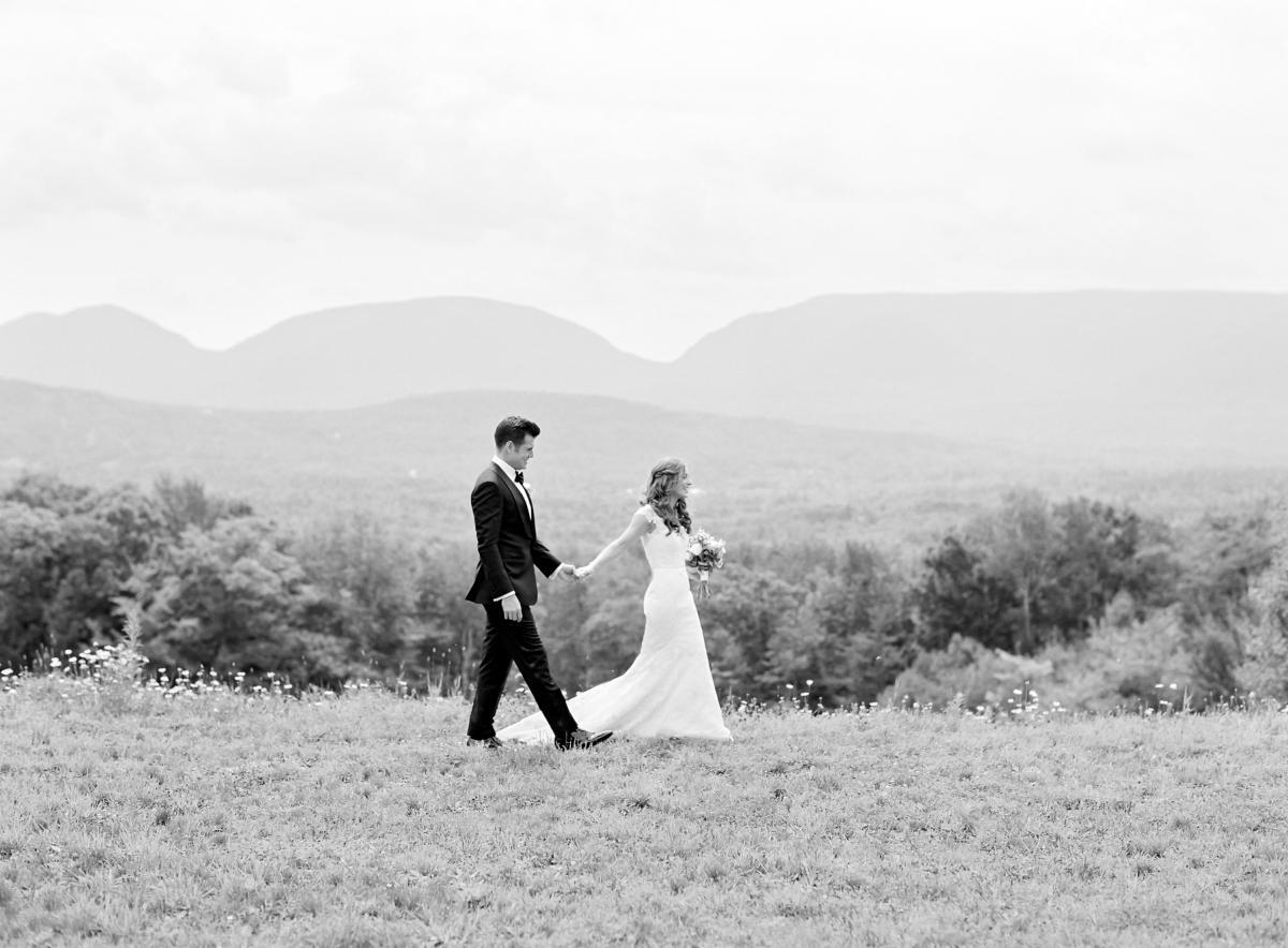 Catskill Mountains Hayfield Deer Mountain Wedding 0020