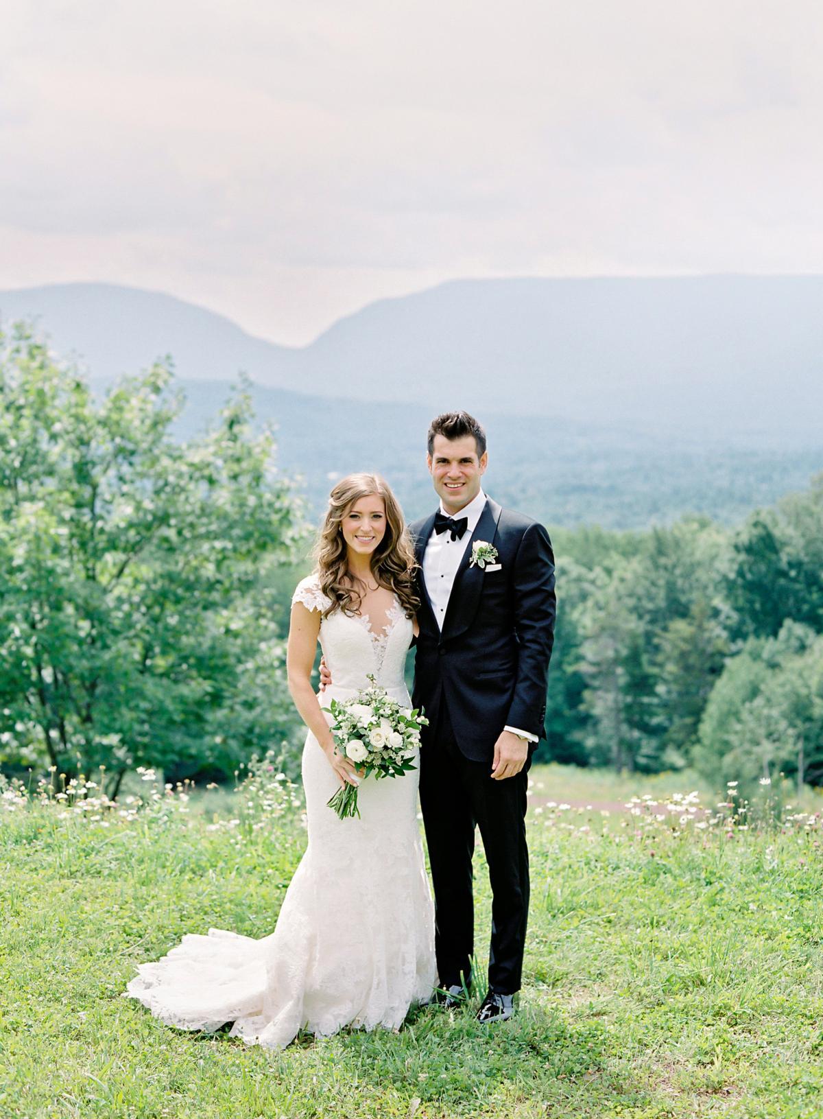 Catskill Mountains Hayfield Deer Mountain Wedding 0021