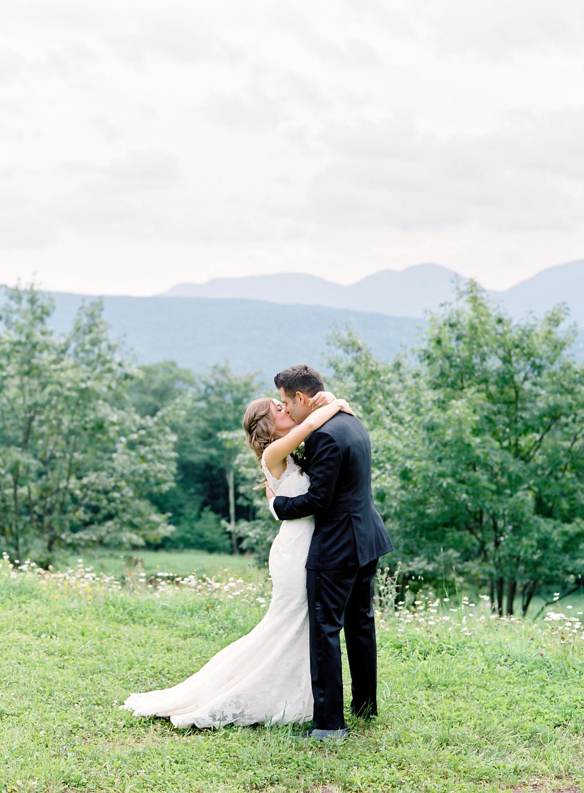 Catskill Mountains Hayfield Deer Mountain Wedding 0022