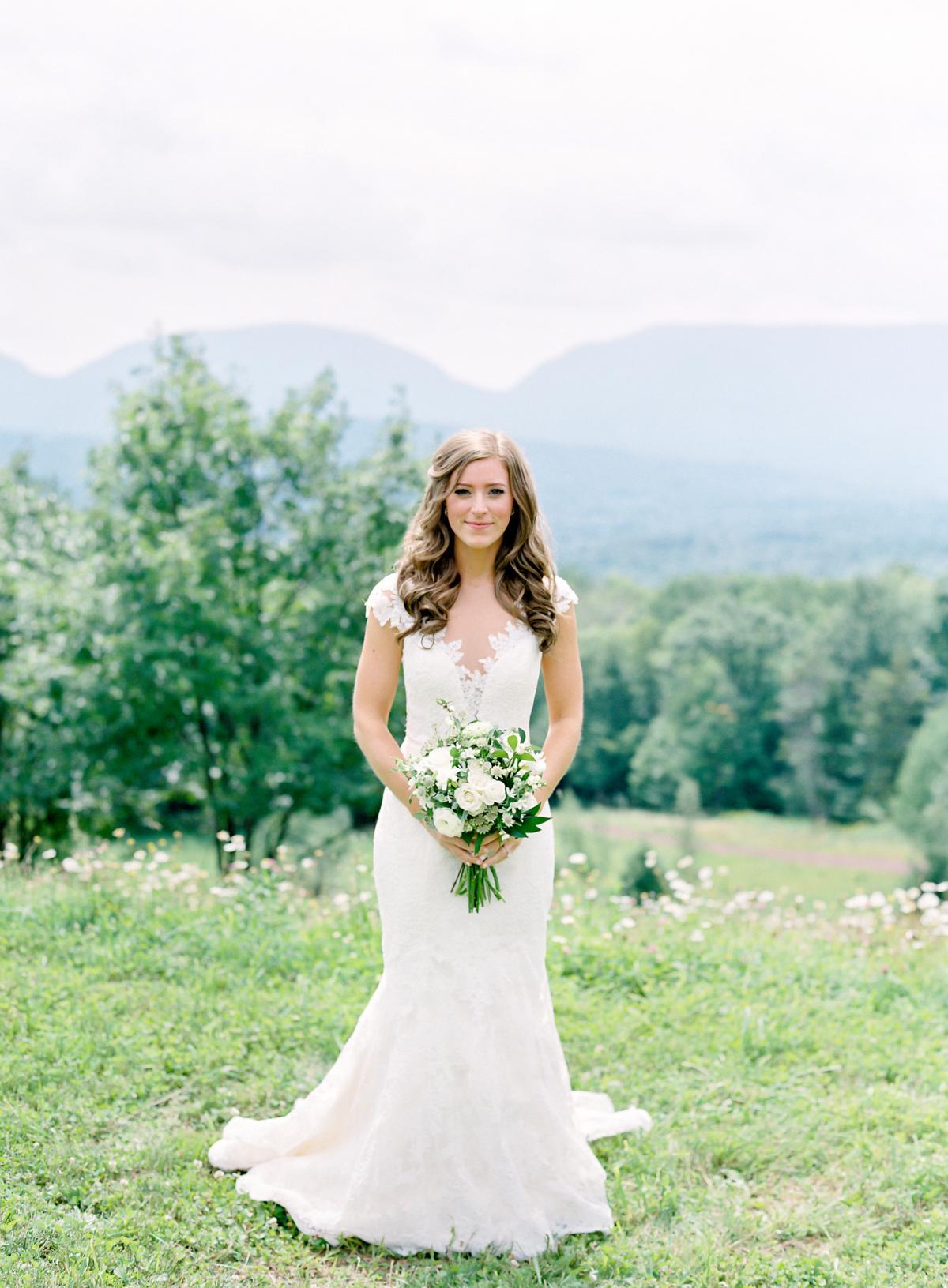 Catskill Mountains Hayfield Deer Mountain Wedding 0023