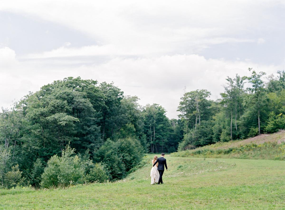 Catskill Mountains Hayfield Deer Mountain Wedding 0026