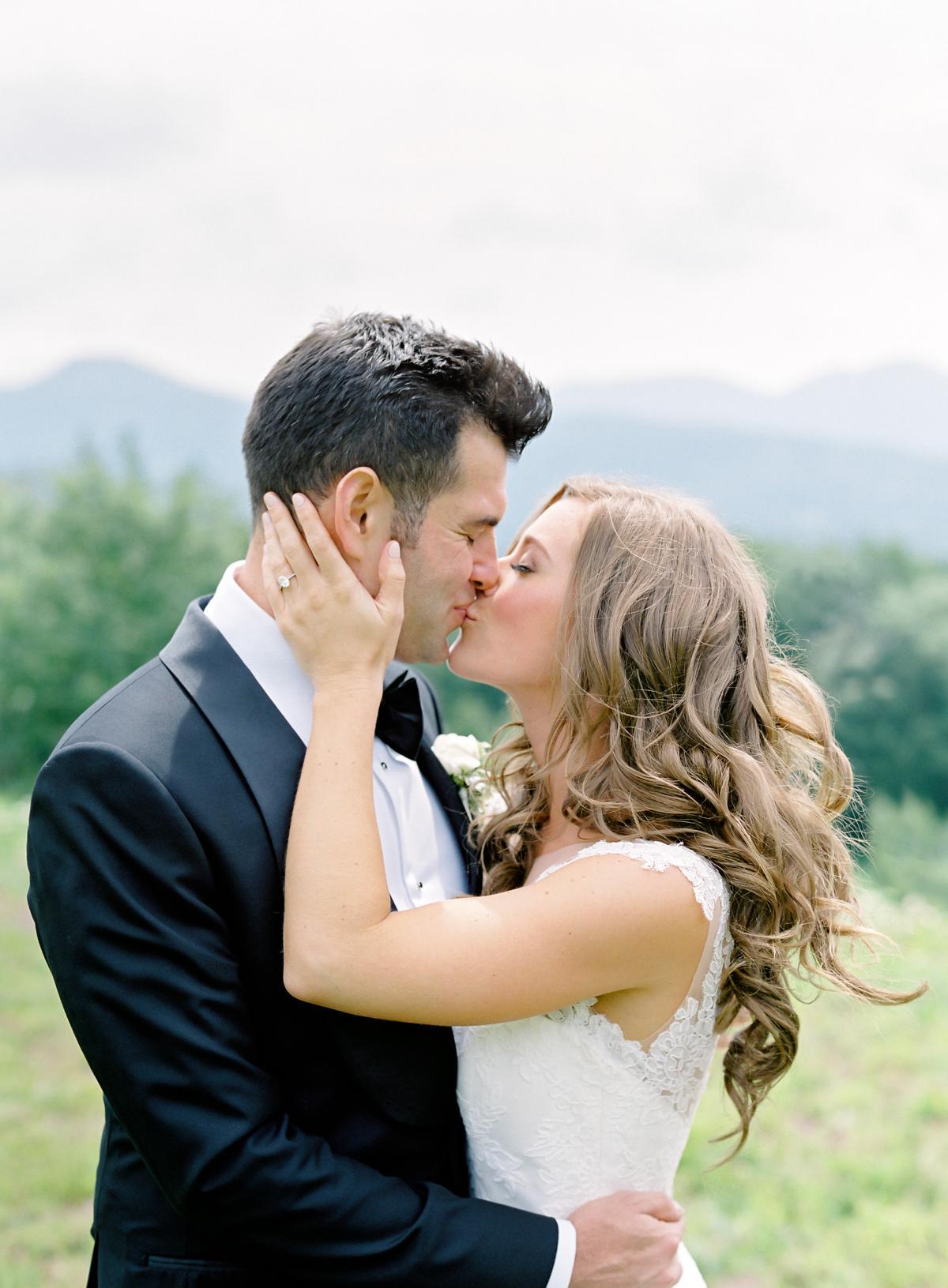 Catskill Mountains Hayfield Deer Mountain Wedding 0027