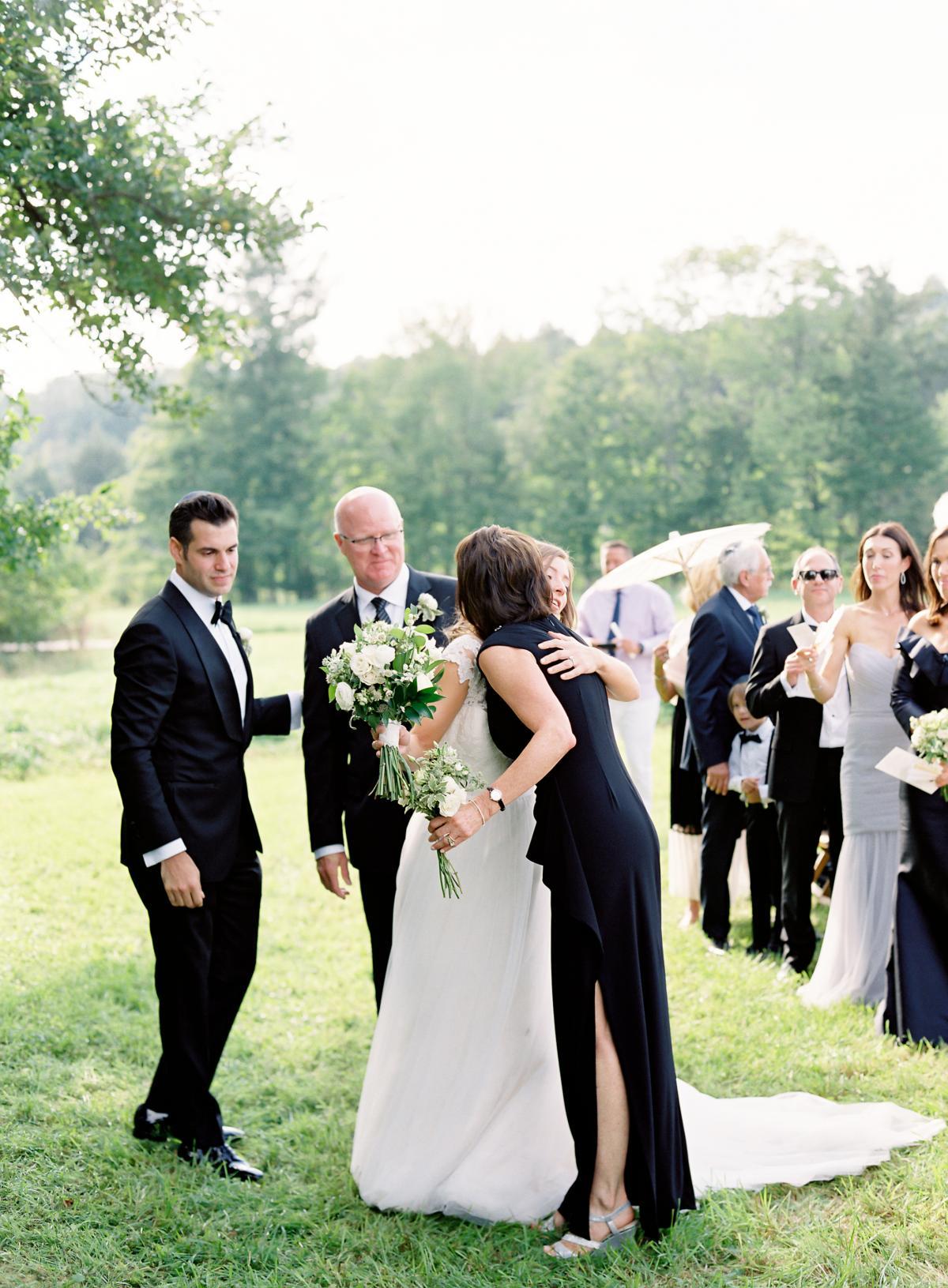 Catskill Mountains Hayfield Deer Mountain Wedding 0041