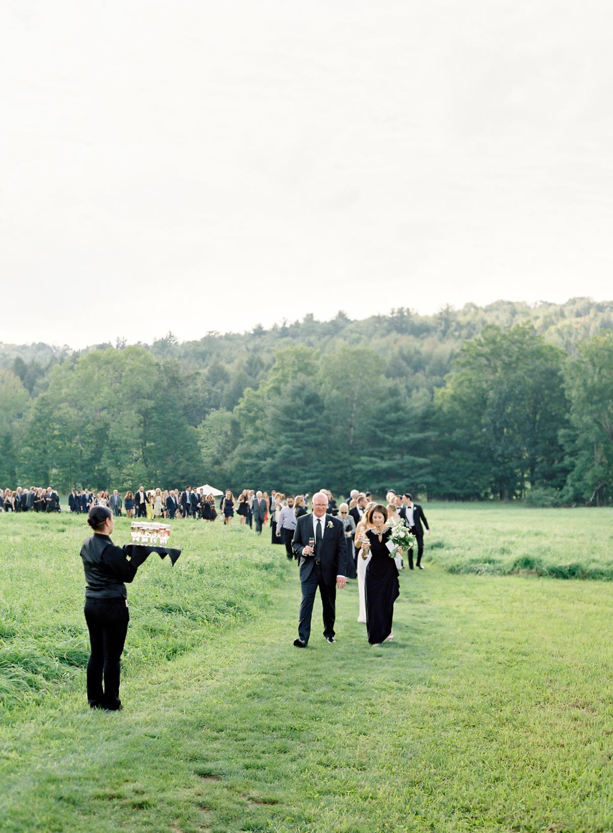 Catskill Mountains Hayfield Deer Mountain Wedding 0048