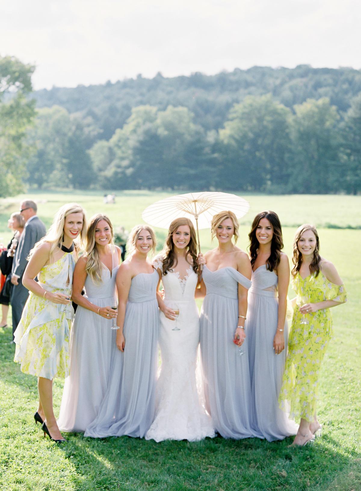 Catskill Mountains Hayfield Deer Mountain Wedding 0049