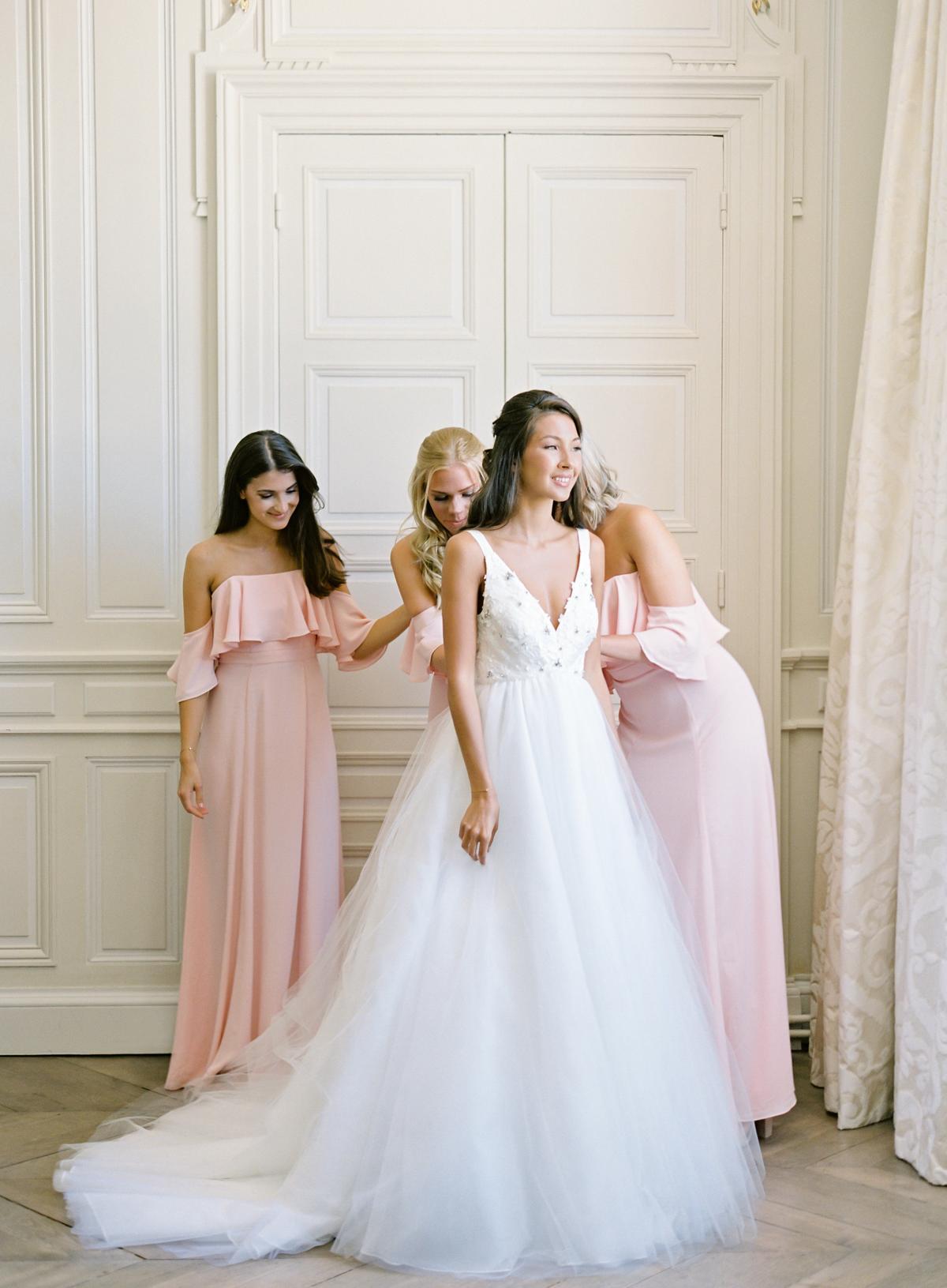 Chateau De Varennes Sinclair And Moore Wedding 0012
