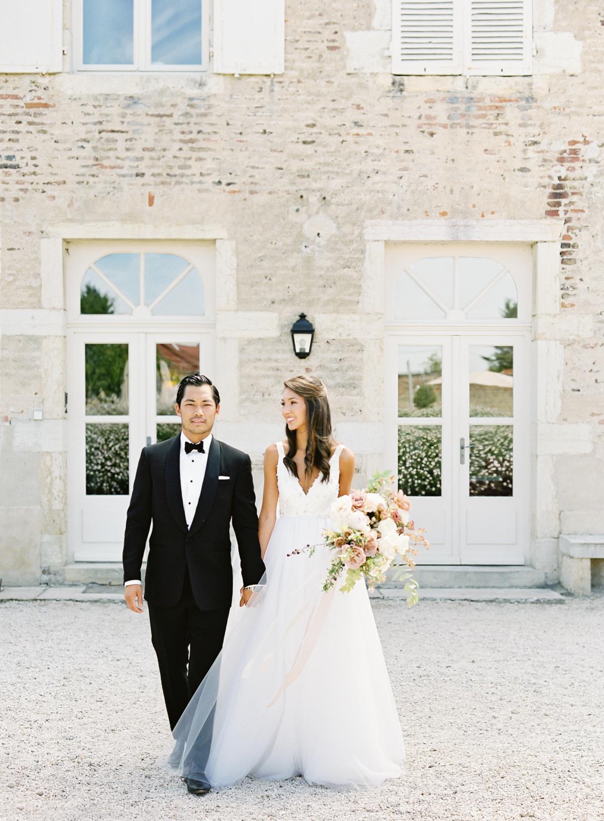 Chateau De Varennes Sinclair And Moore Wedding 0043