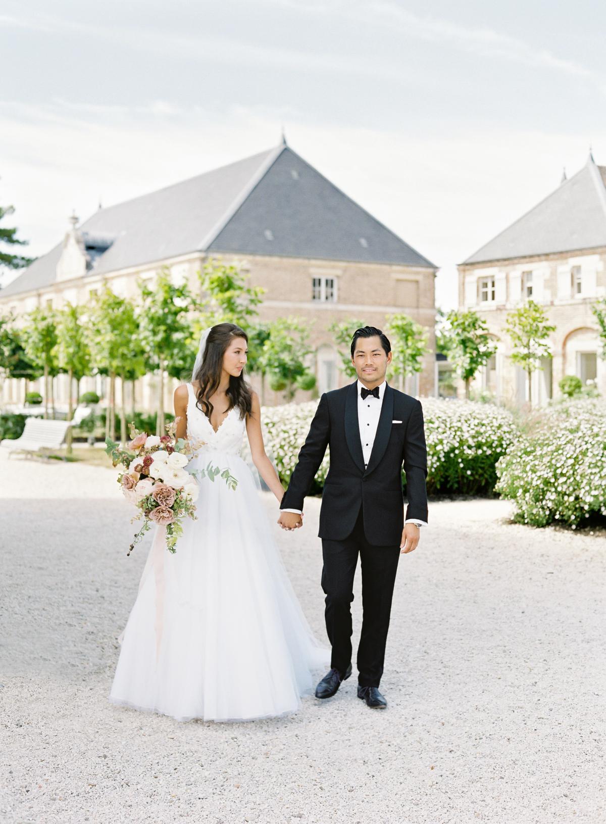 Chateau De Varennes Sinclair And Moore Wedding 0055