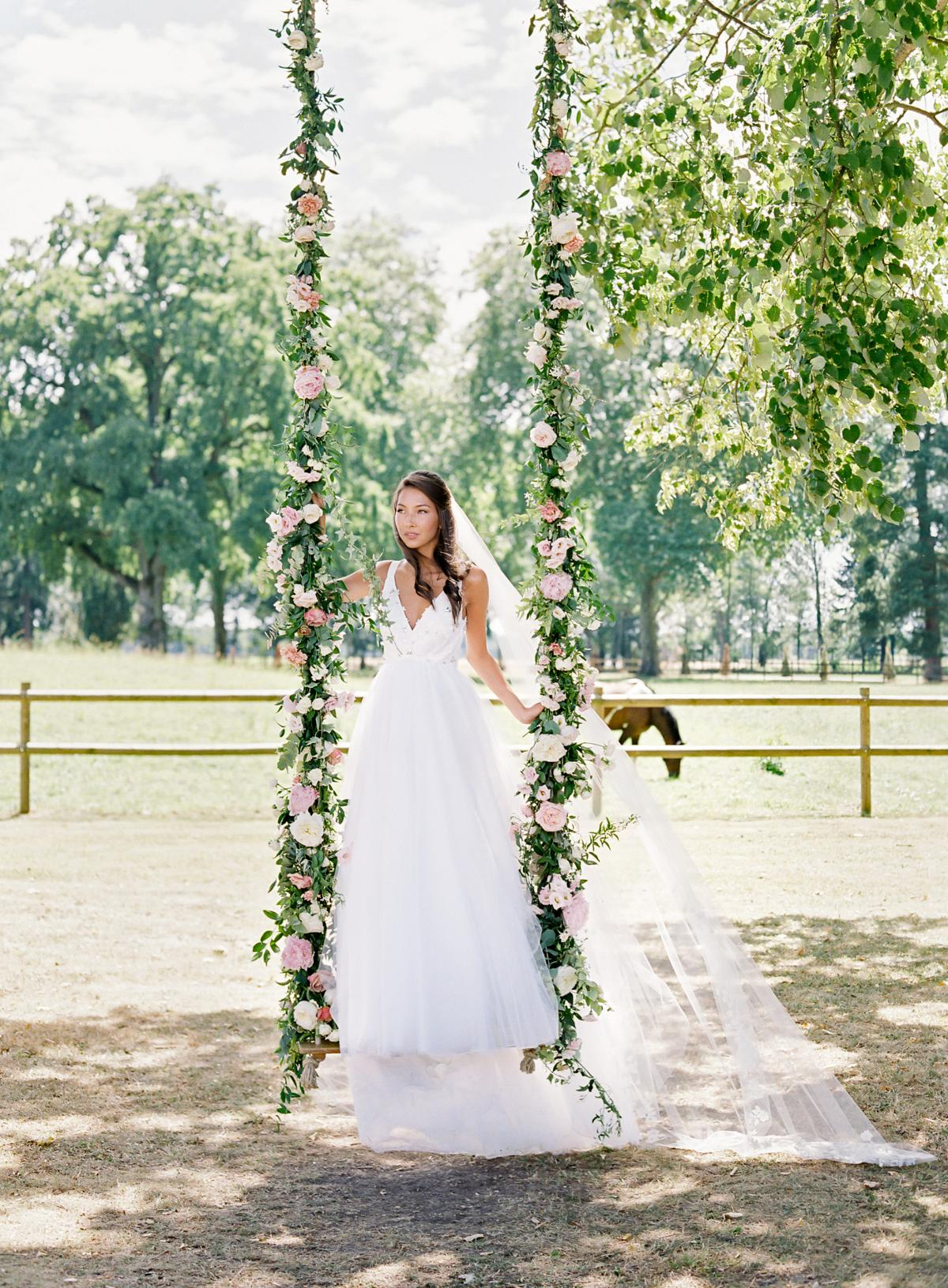 Chateau De Varennes Sinclair And Moore Wedding 0057