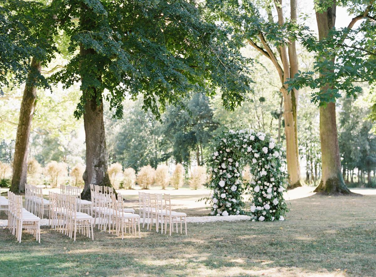 Chateau De Varennes Sinclair And Moore Wedding 0066