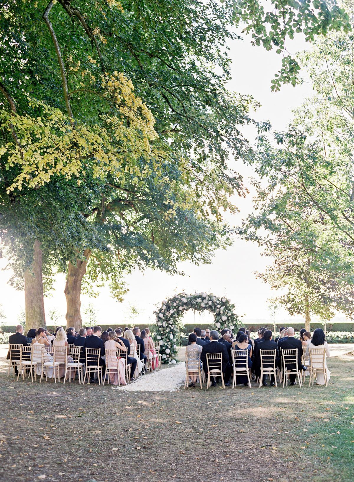 Chateau De Varennes Sinclair And Moore Wedding 0069