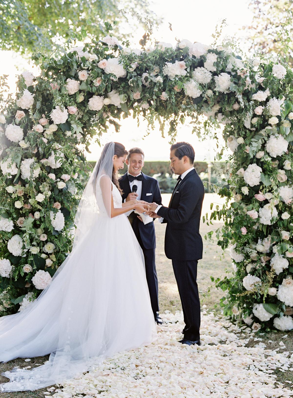 Chateau De Varennes Sinclair And Moore Wedding 0073