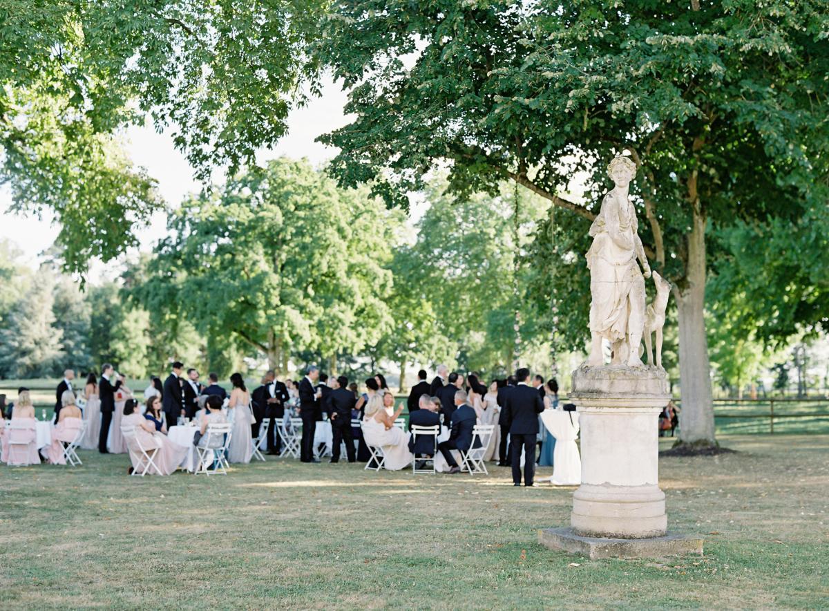 Chateau De Varennes Sinclair And Moore Wedding 0077