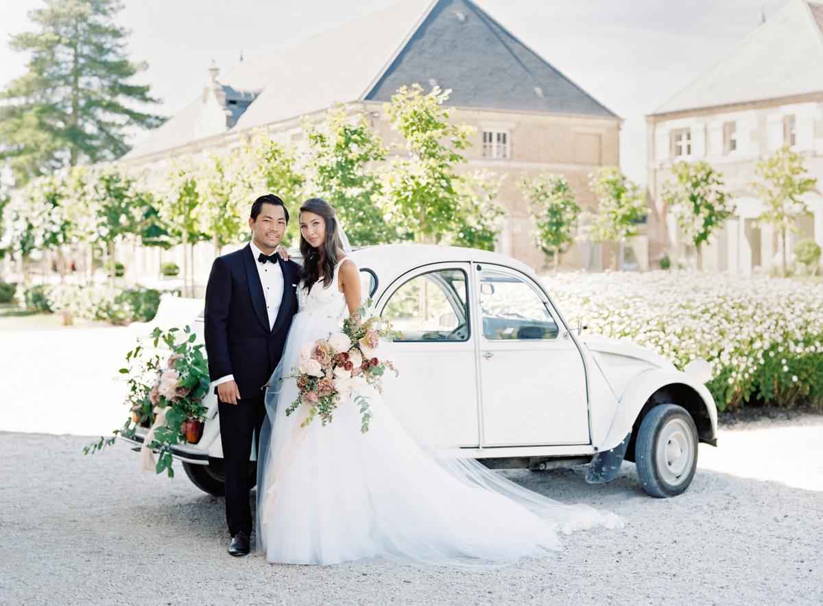 Chateau De Varennes Sinclair And Moore Wedding 0088