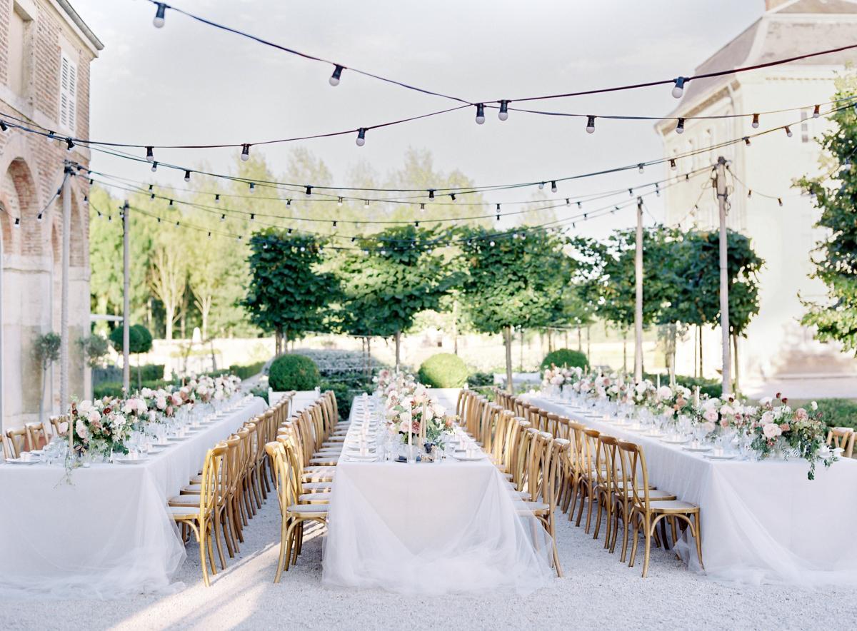Chateau De Varennes Sinclair And Moore Wedding 0092