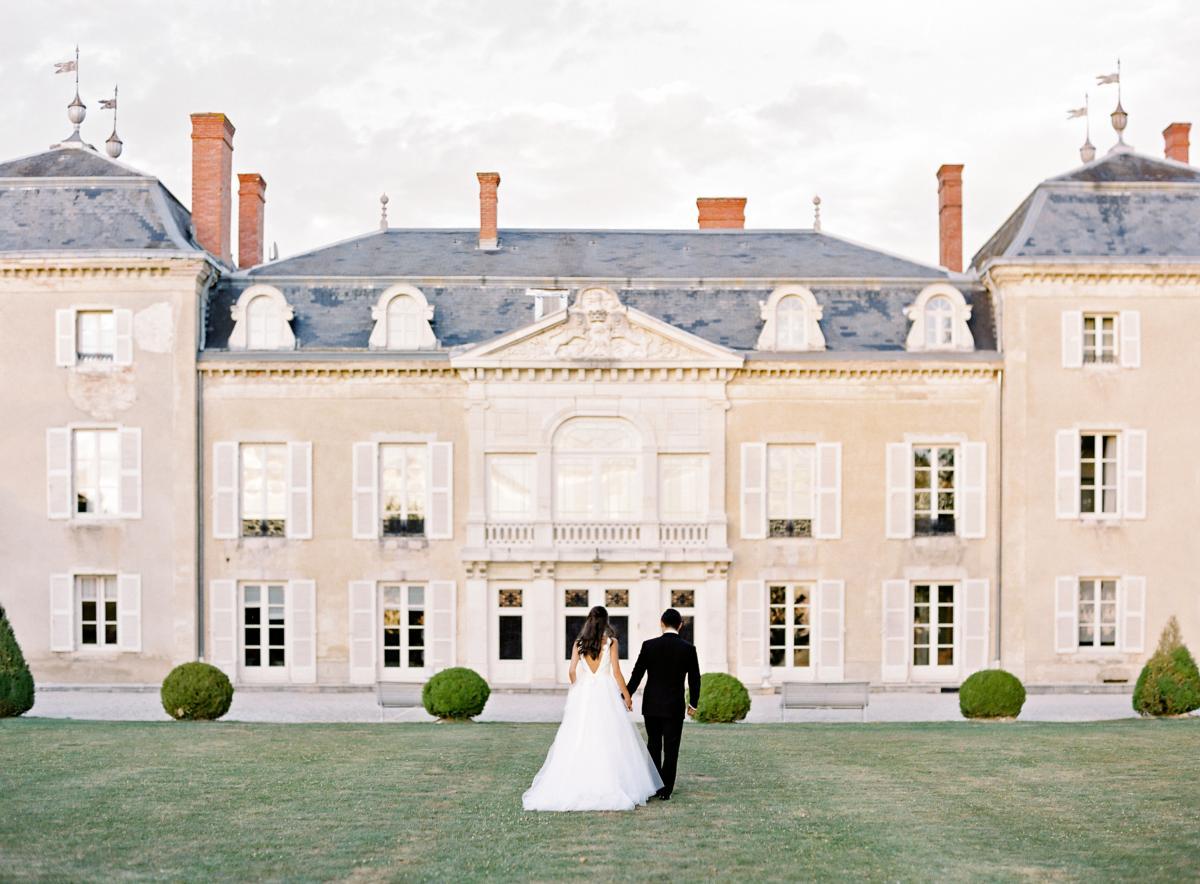 Chateau De Varennes Sinclair And Moore Wedding 0112
