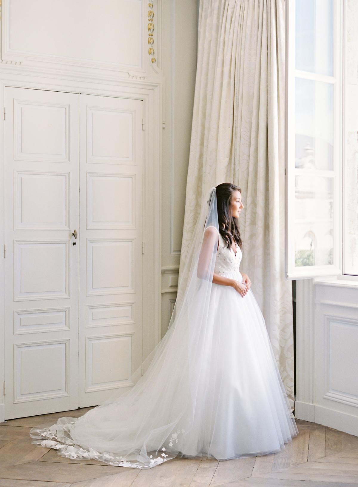 Chateau De Varennes Sinclair And Moore Wedding 0138