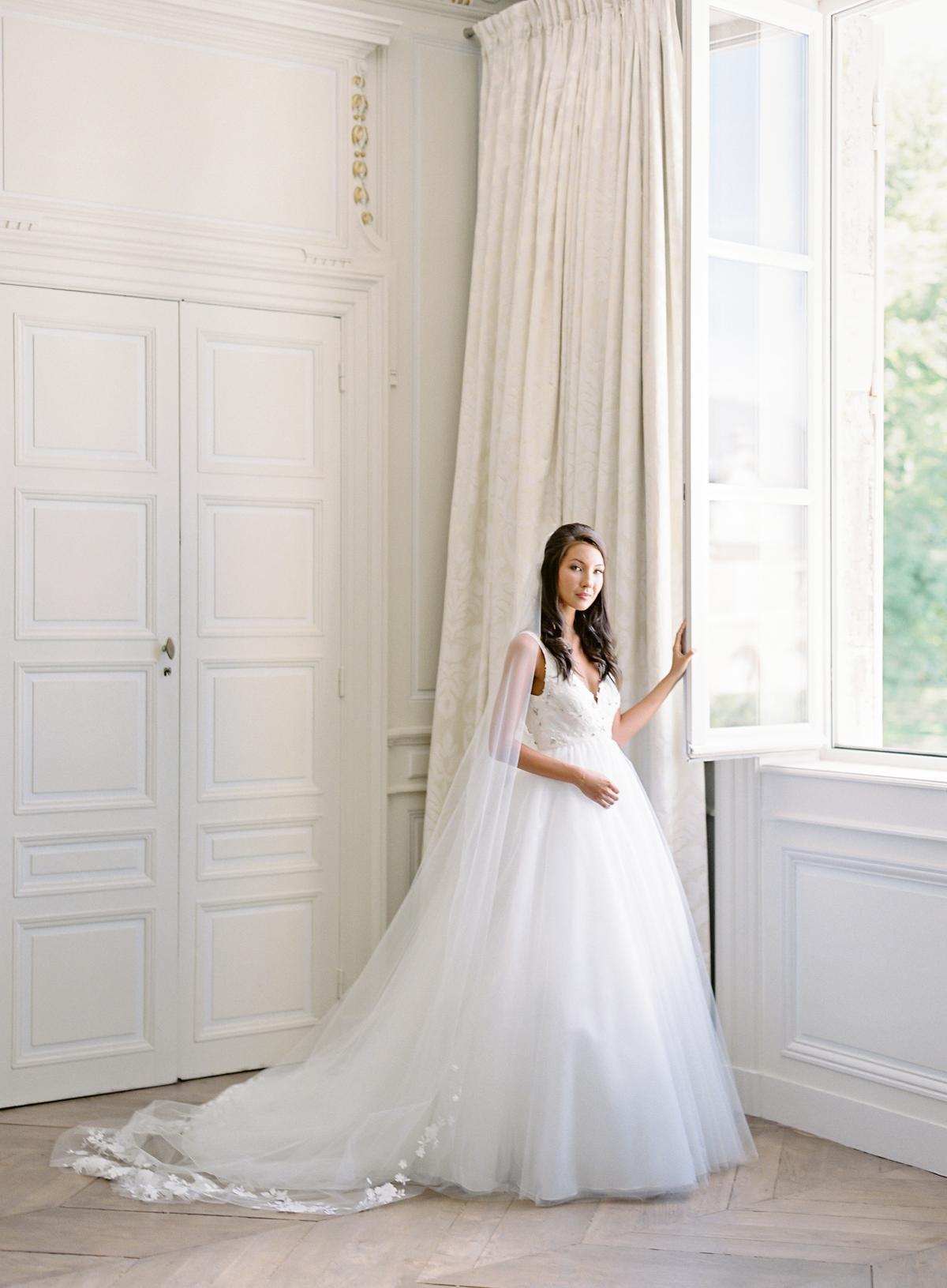 Chateau De Varennes Sinclair And Moore Wedding 0139