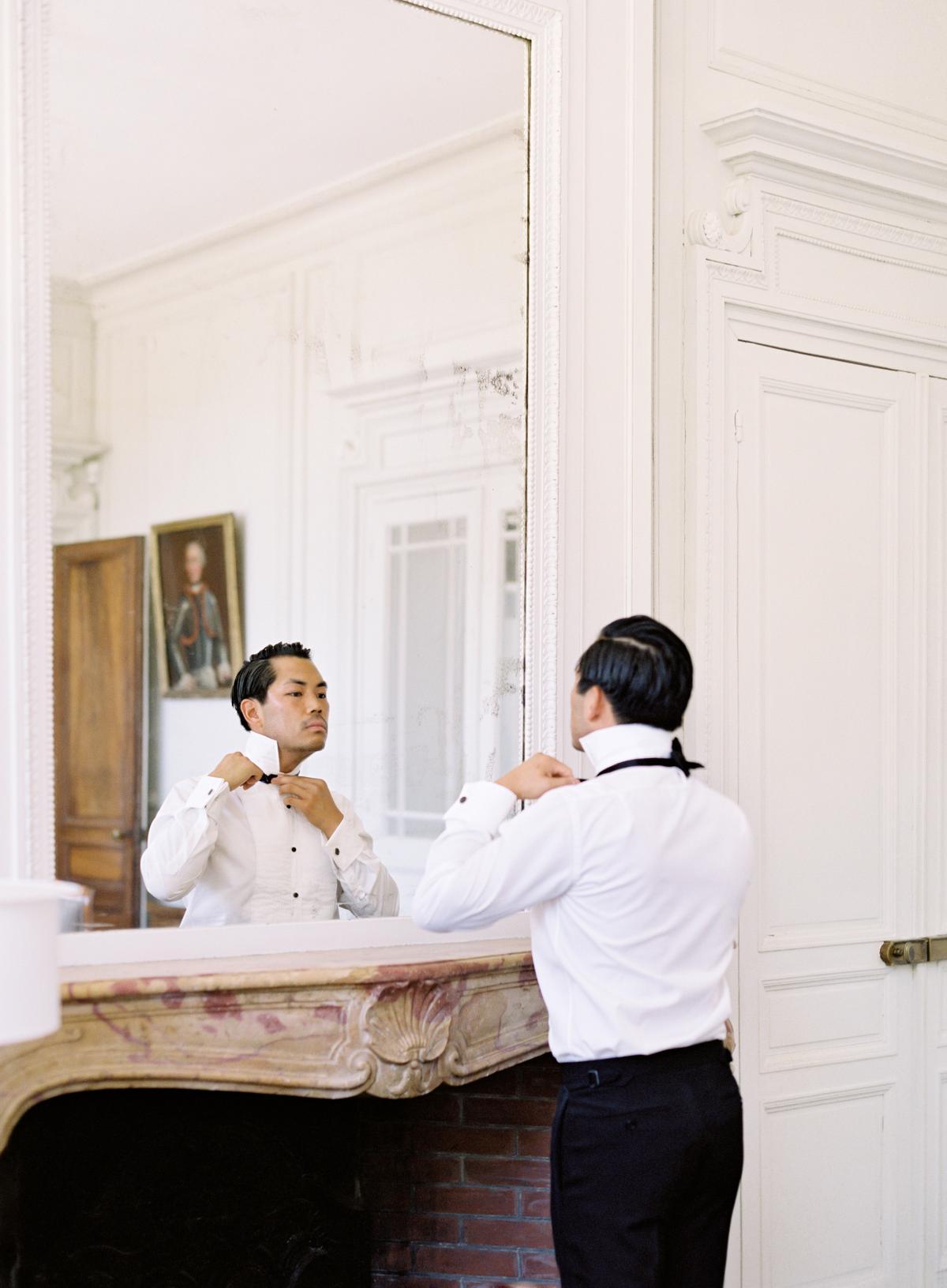 Chateau De Varennes Sinclair And Moore Wedding 0140