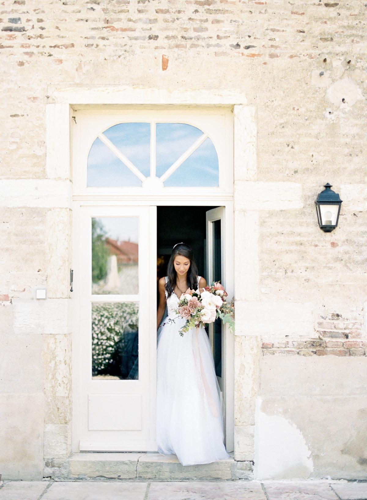Chateau De Varennes Sinclair And Moore Wedding 0144