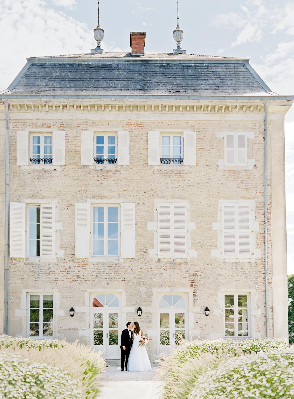 Chateau De Varennes Sinclair And Moore Wedding 0146