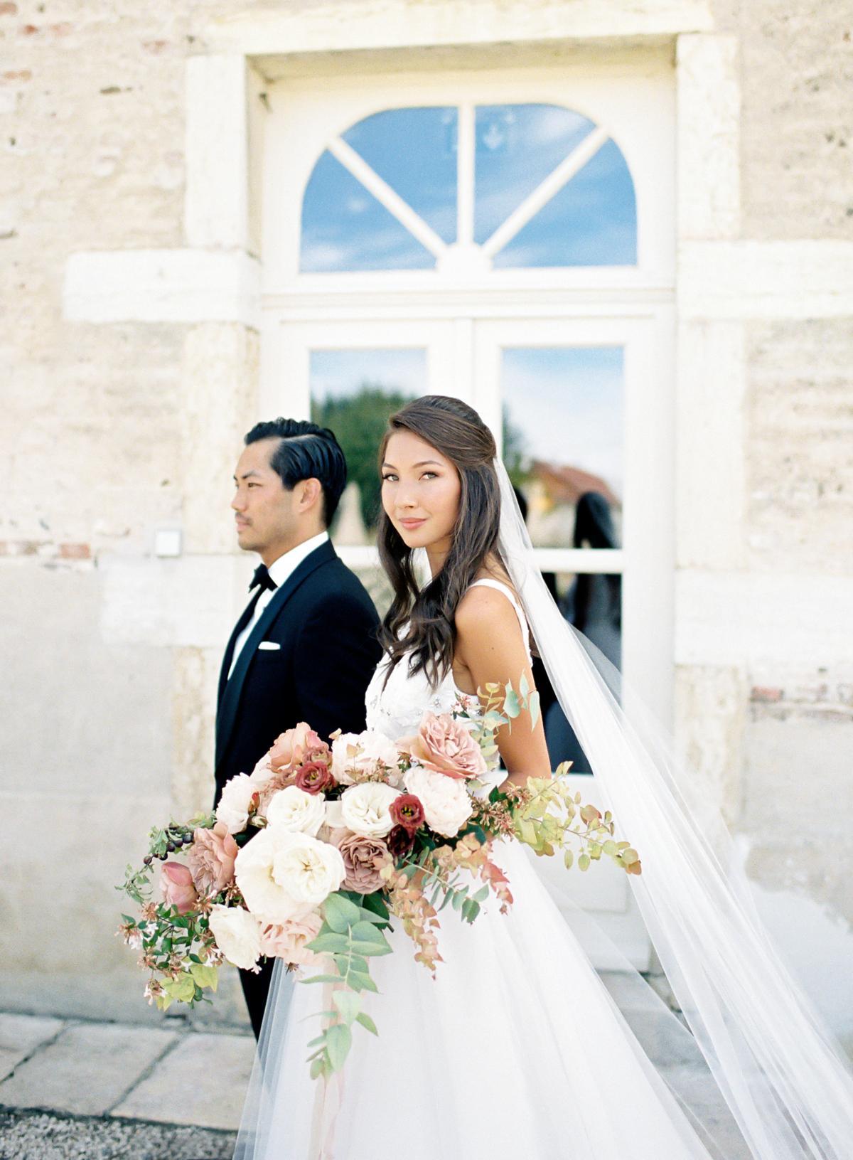 Chateau De Varennes Sinclair And Moore Wedding 0147