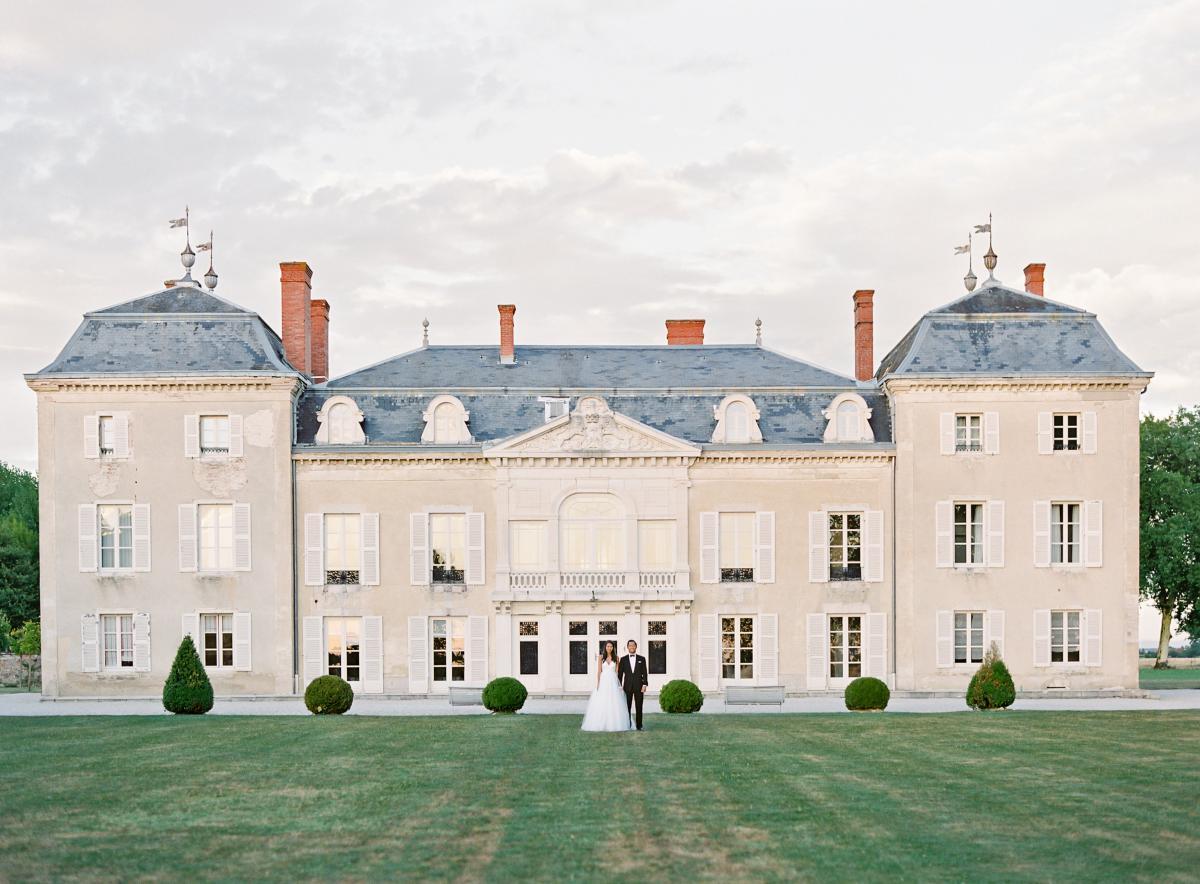 Chateau De Varennes Sinclair And Moore Wedding 0150