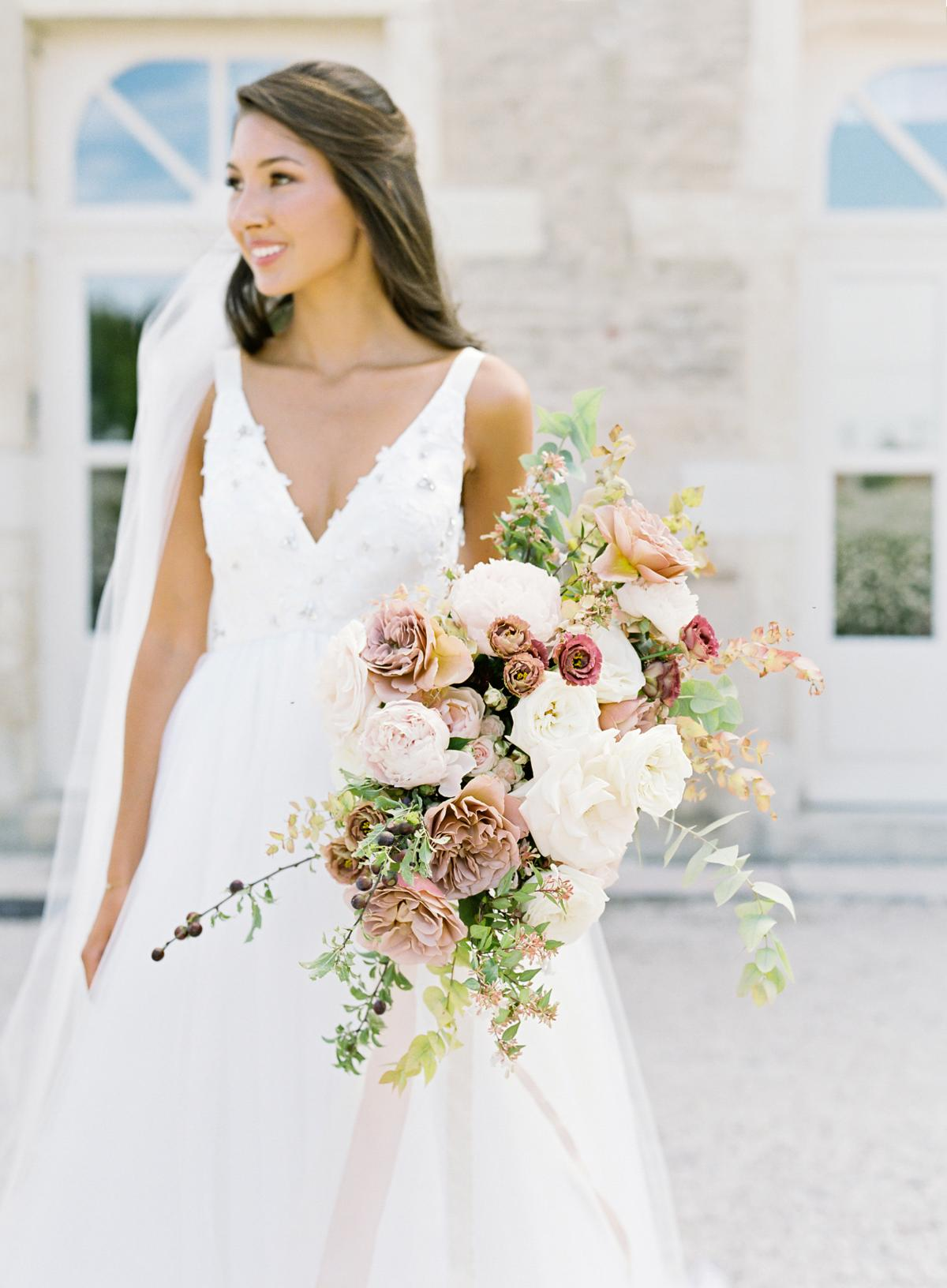 Chateau De Varennes Sinclair And Moore Wedding 0151