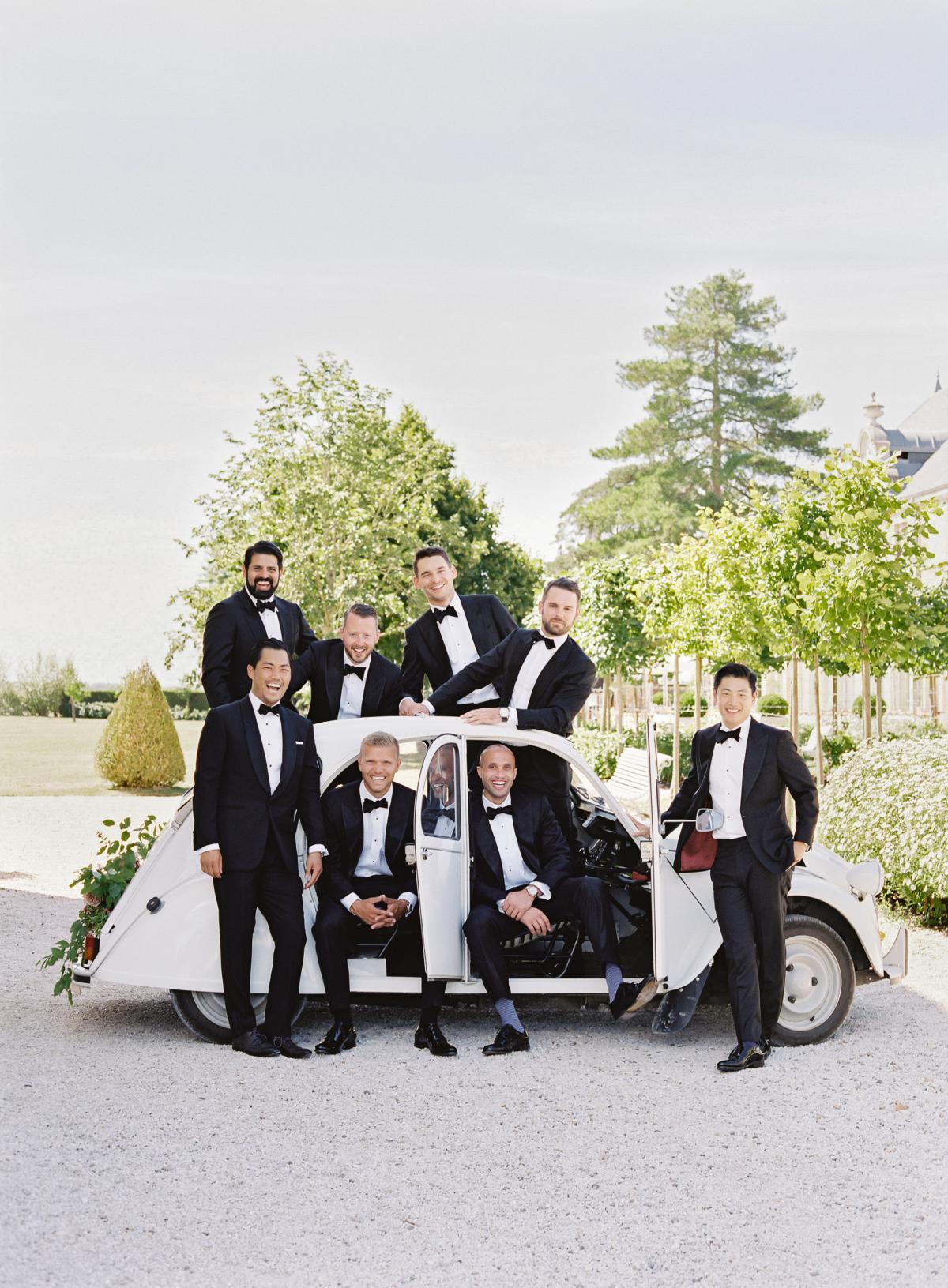 Chateau De Varennes Sinclair And Moore Wedding 0154