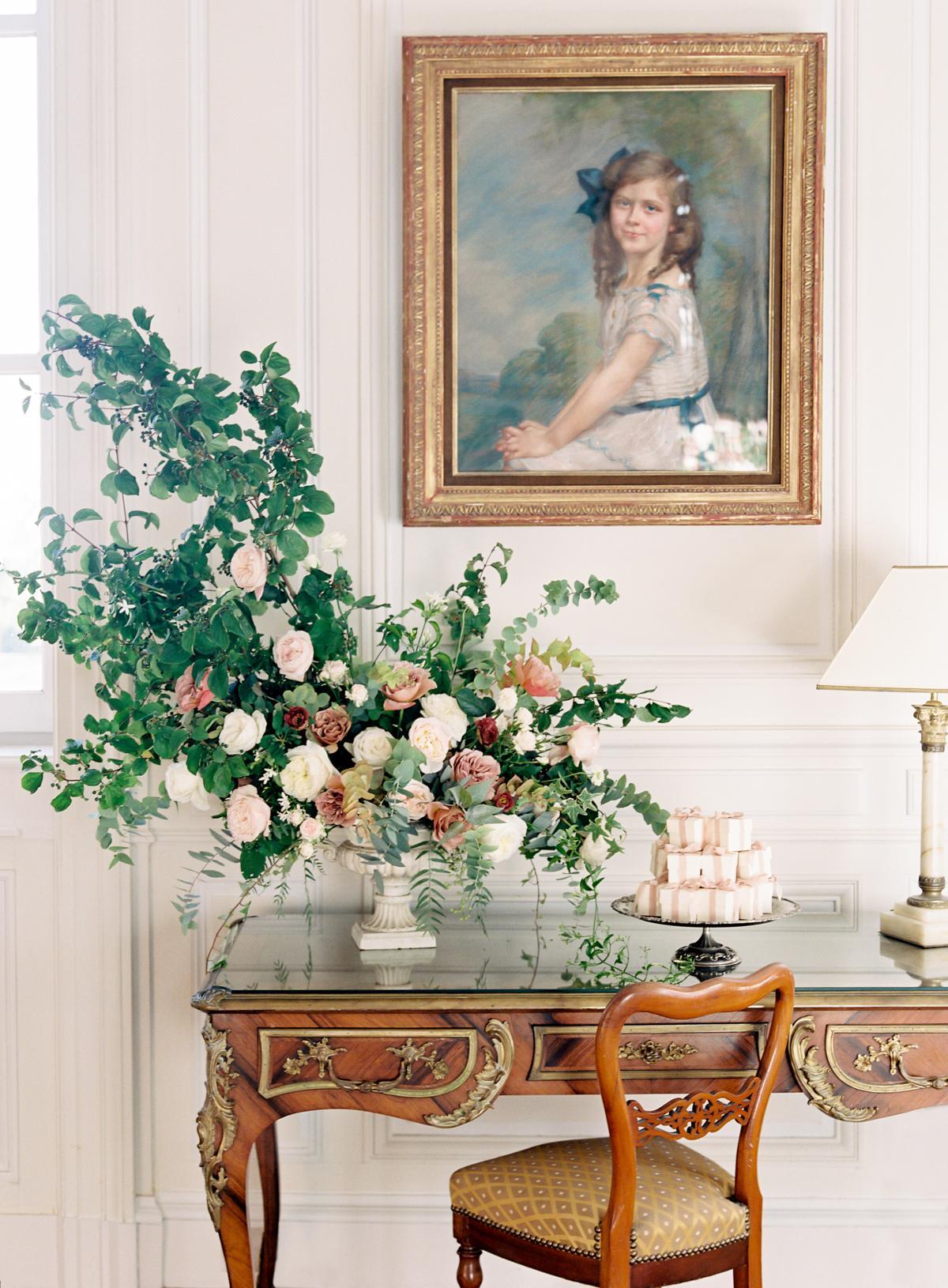 Chateau De Varennes Sinclair And Moore Wedding 0156