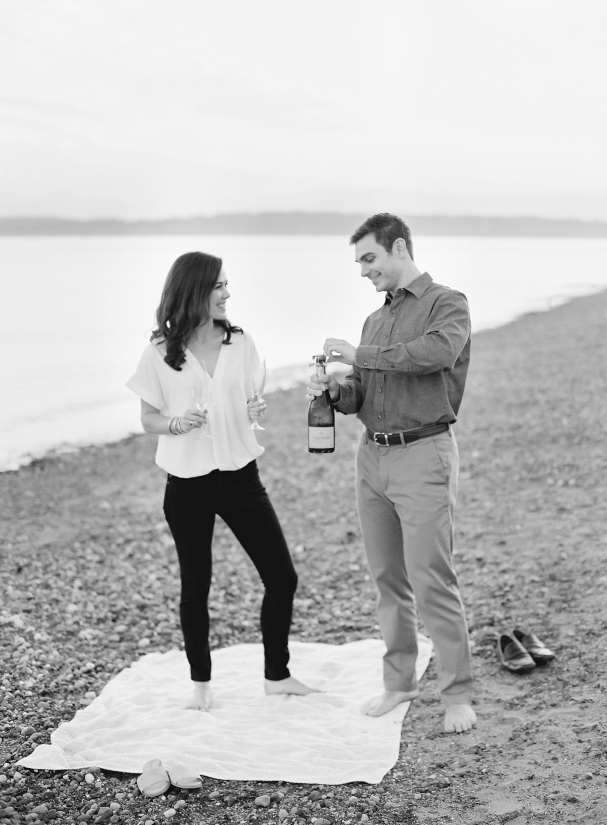 Discovery Park Seattle Engagement Shoot 0014
