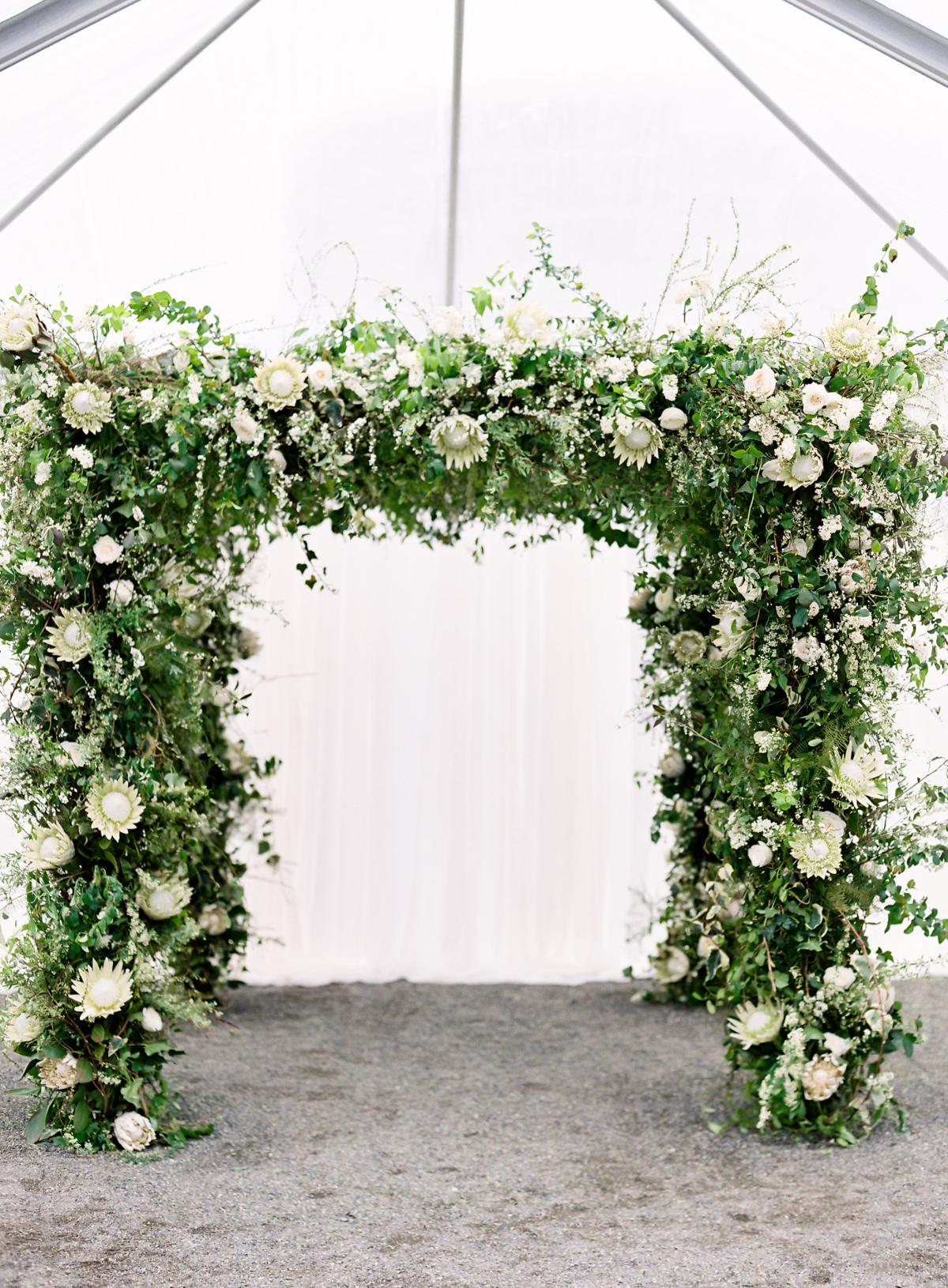 Downtown Seattle Emerald Green Wedding 0020
