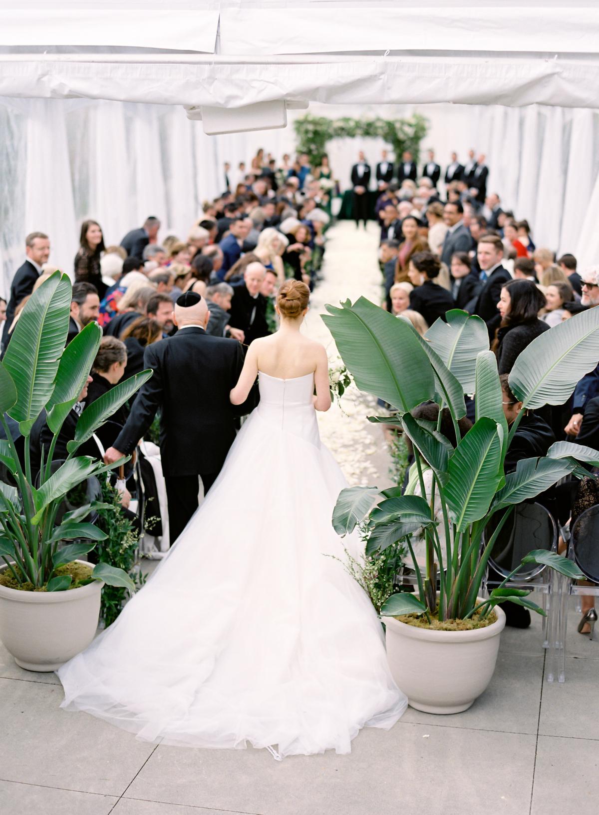 Downtown Seattle Emerald Green Wedding 0027