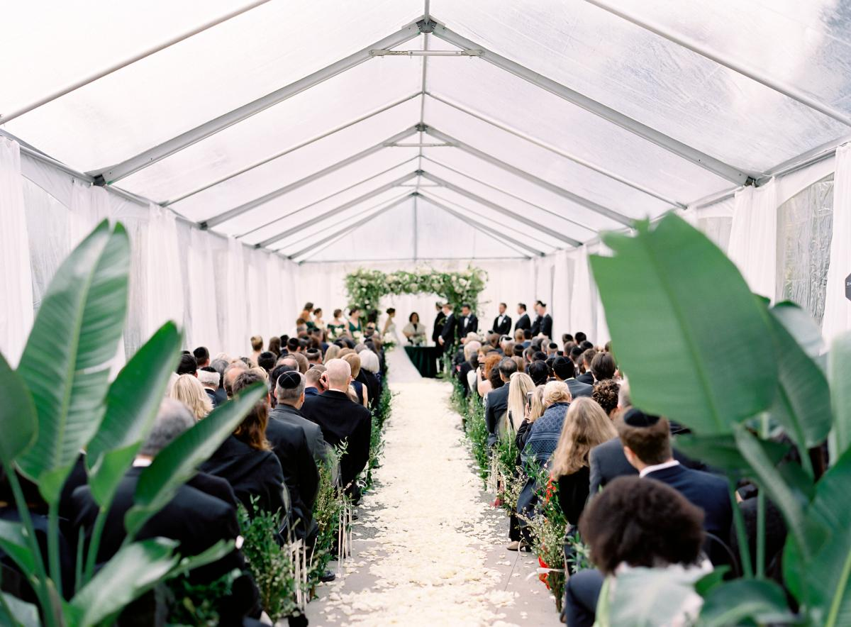 Downtown Seattle Emerald Green Wedding 0028