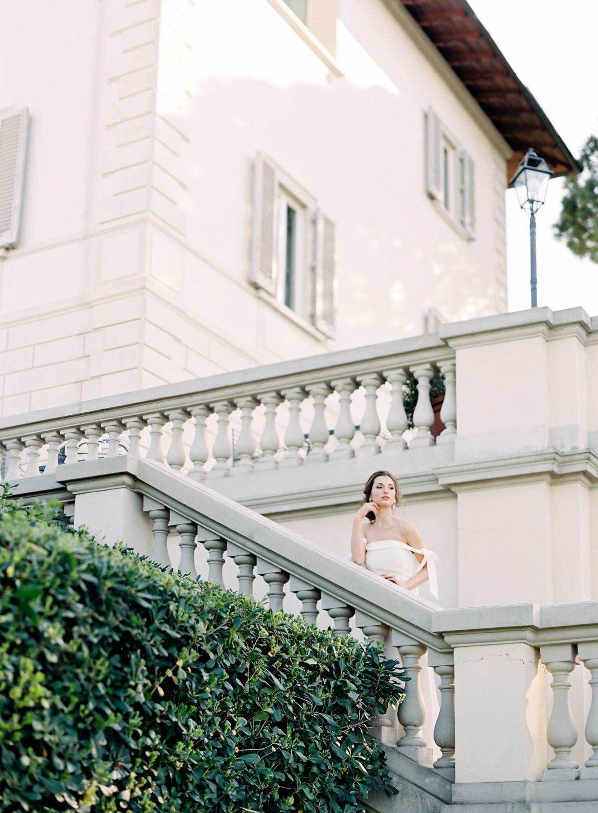 Florence Italy Wedding Villa La Vedetta 0016
