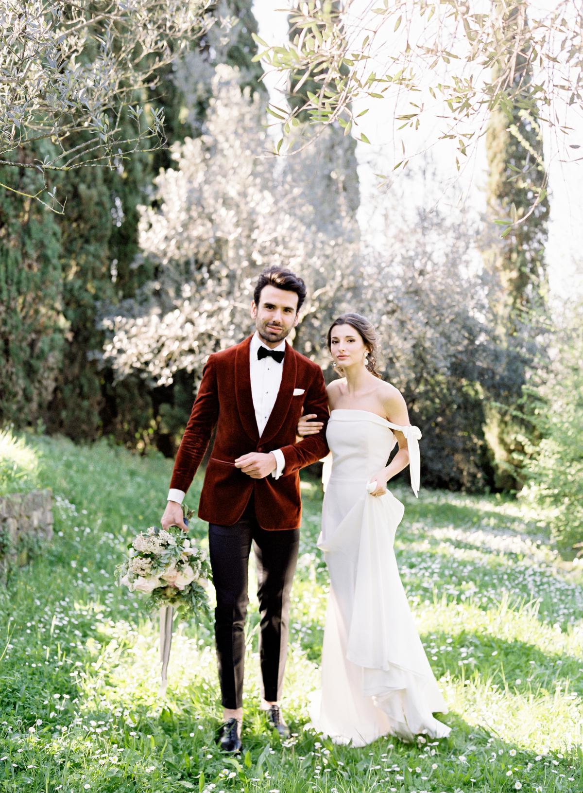 Florence Italy Wedding Villa La Vedetta 0024