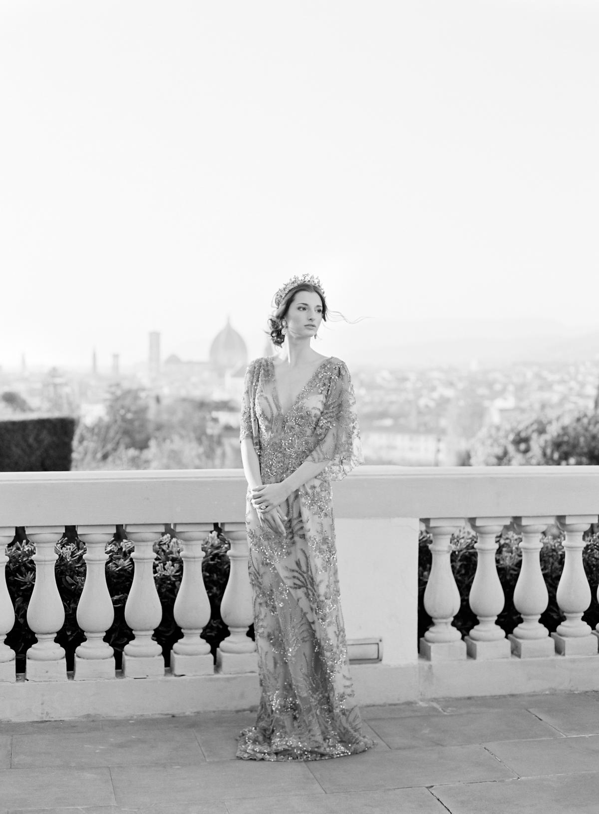 Florence Italy Wedding Villa La Vedetta 0041