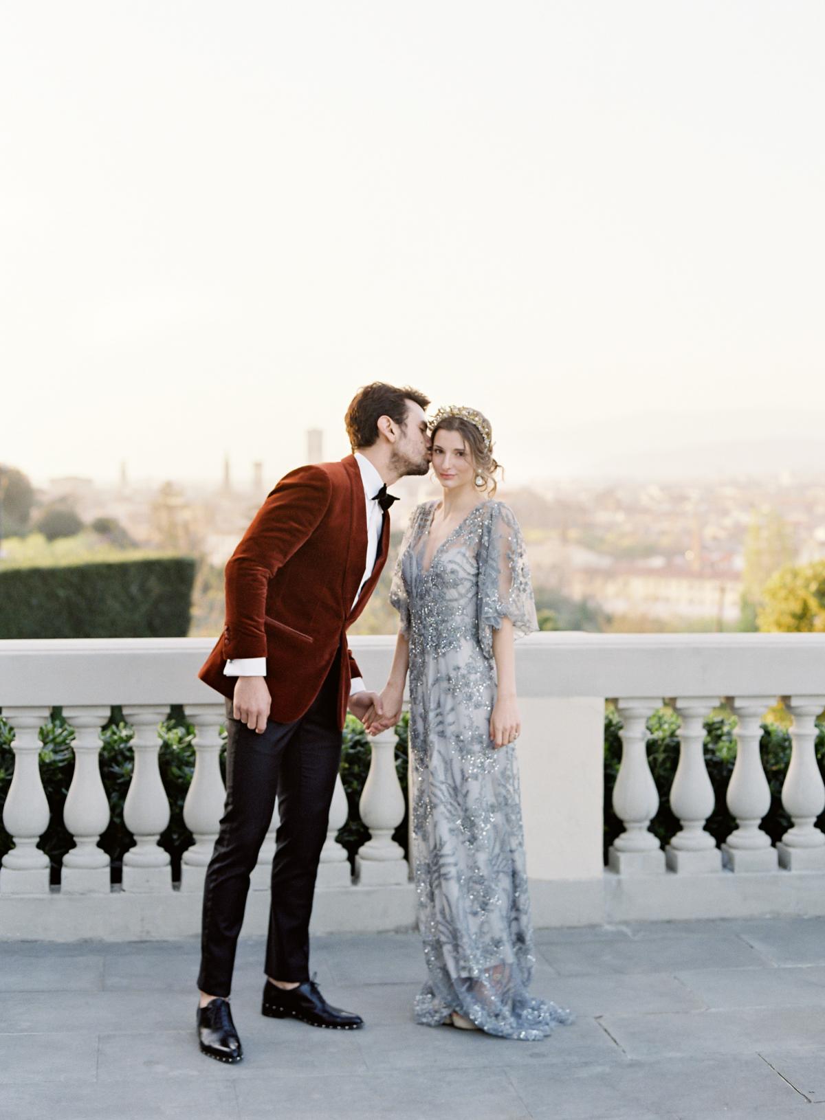 Florence Italy Wedding Villa La Vedetta 0043