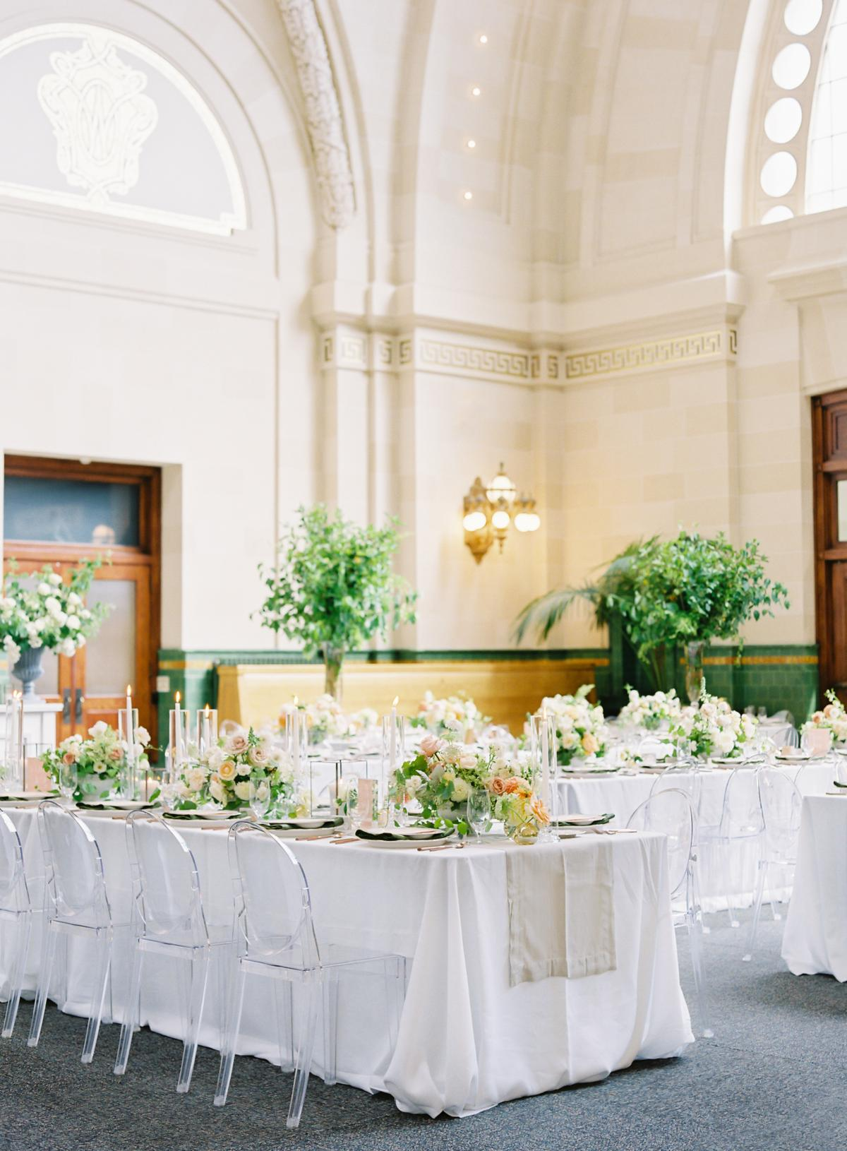 Great Hall At Union Station Seattle Wedding 0033